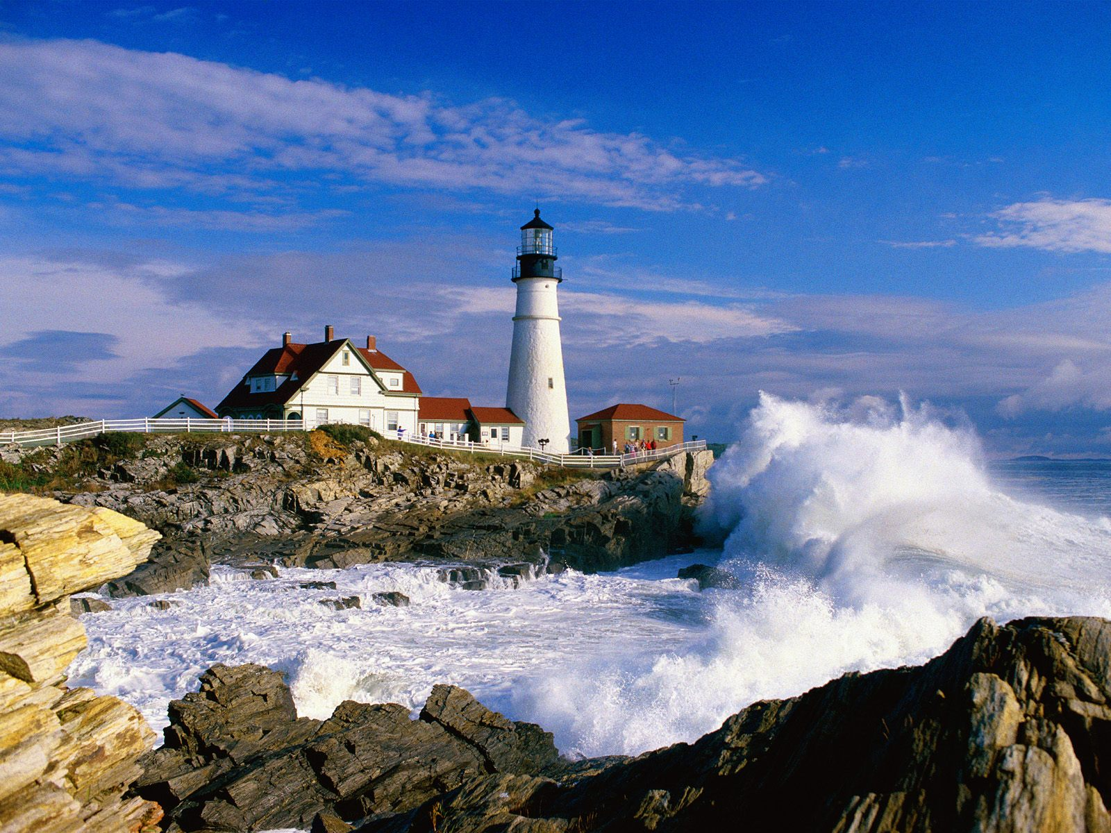 Portland Head Light4744819513 - Portland Head Light - York, Portland, Light, Head
