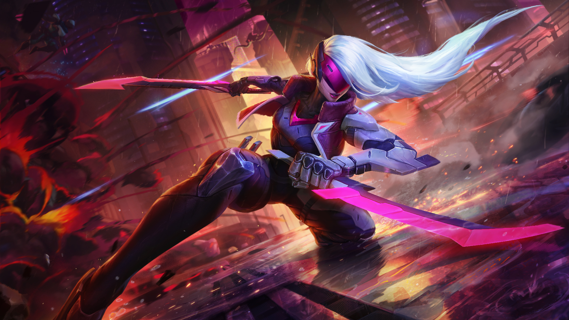 Project Katarina League of Legends5033010023 - Project Katarina League of Legends - Project, Legends, League, Katarina, Death