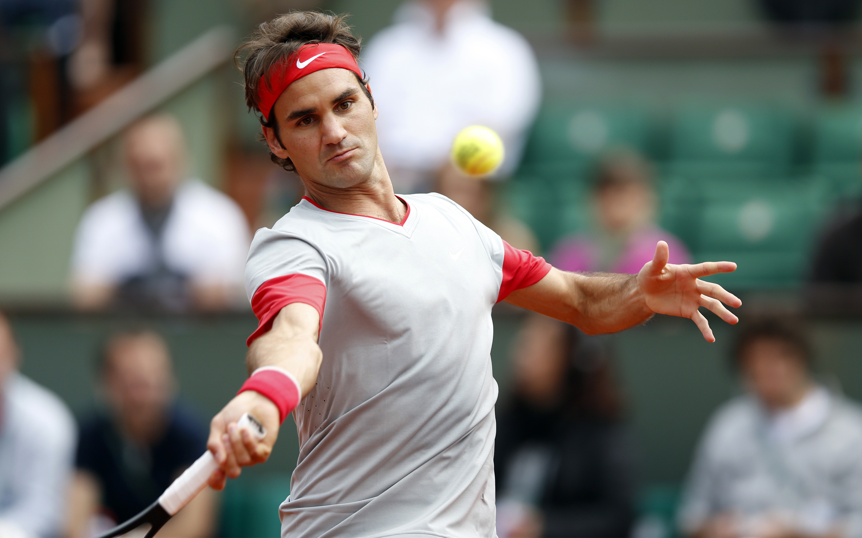 Wallpaper 4k Roger Federer Swiss Tennis Player Federer Messi Player Roger Swiss Tennis