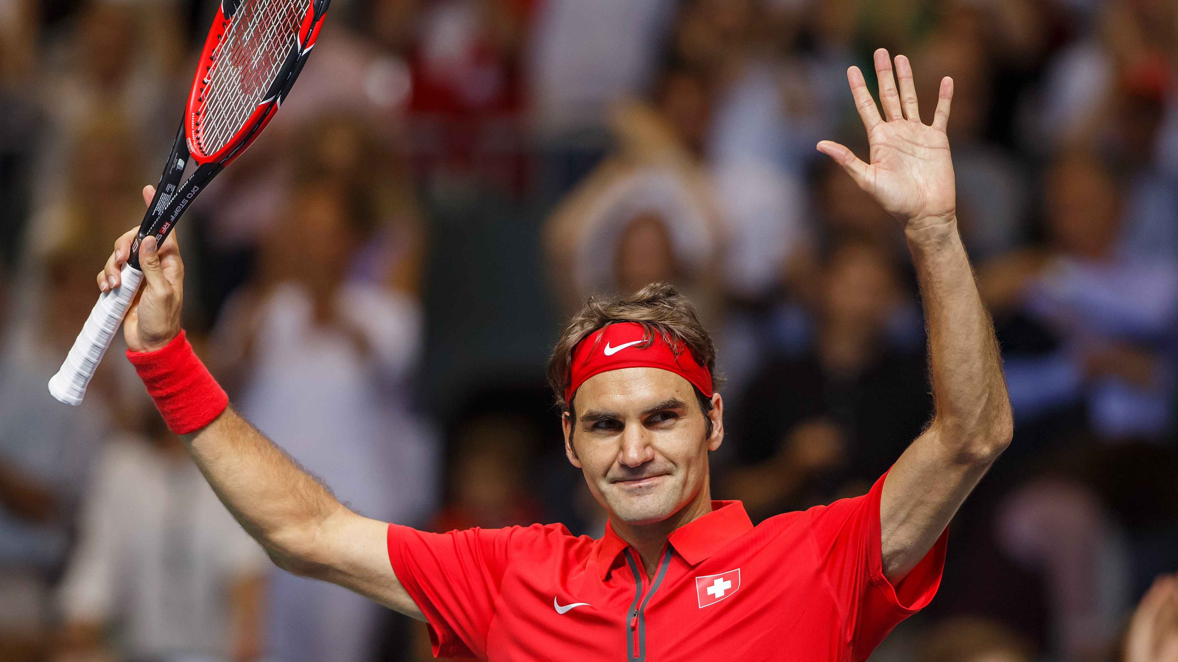 Wallpaper 4k Roger Federer Tennis Player Federer Lebron Player Roger Tennis
