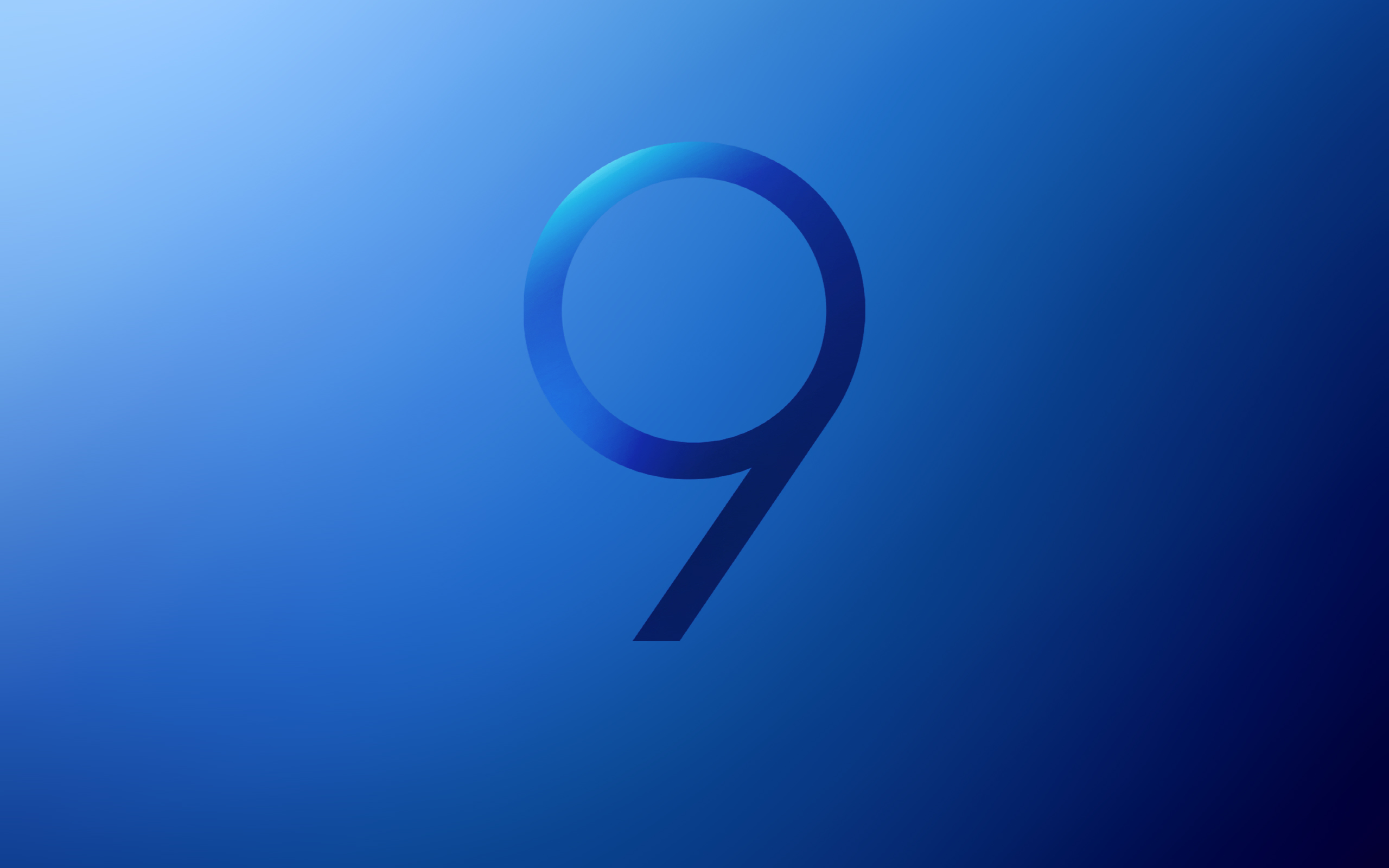 Wallpaper 4k Samsung Galaxy S9 Stock Blue Blue Galaxy