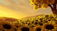 Sun Flower World HD4447614572 200x110 - Sun Flower World HD - World, Special, flower