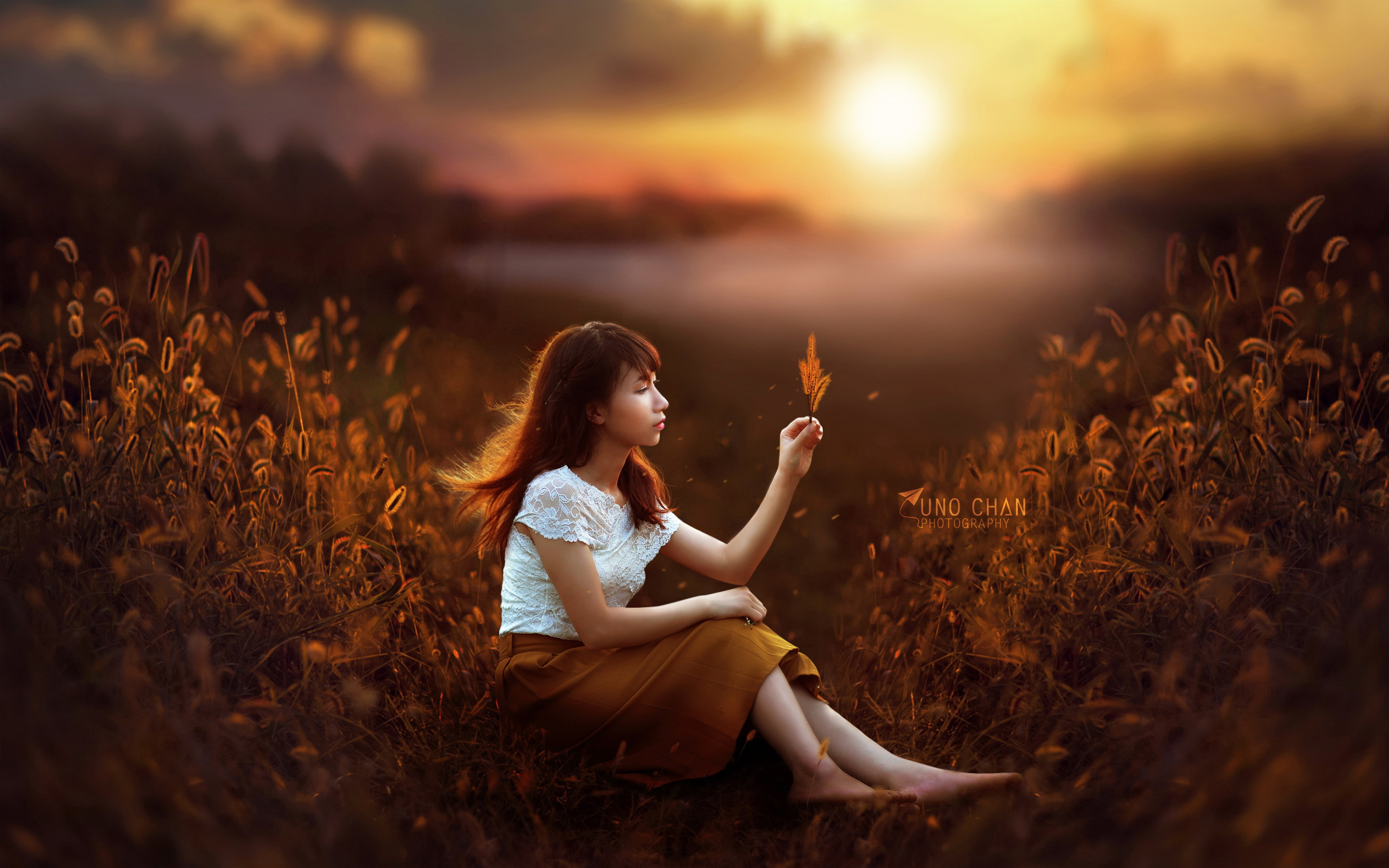Sunset girl Fantasy7369517984 - Sunset girl Fantasy - sunset, Girl, Fantasy, Artwork