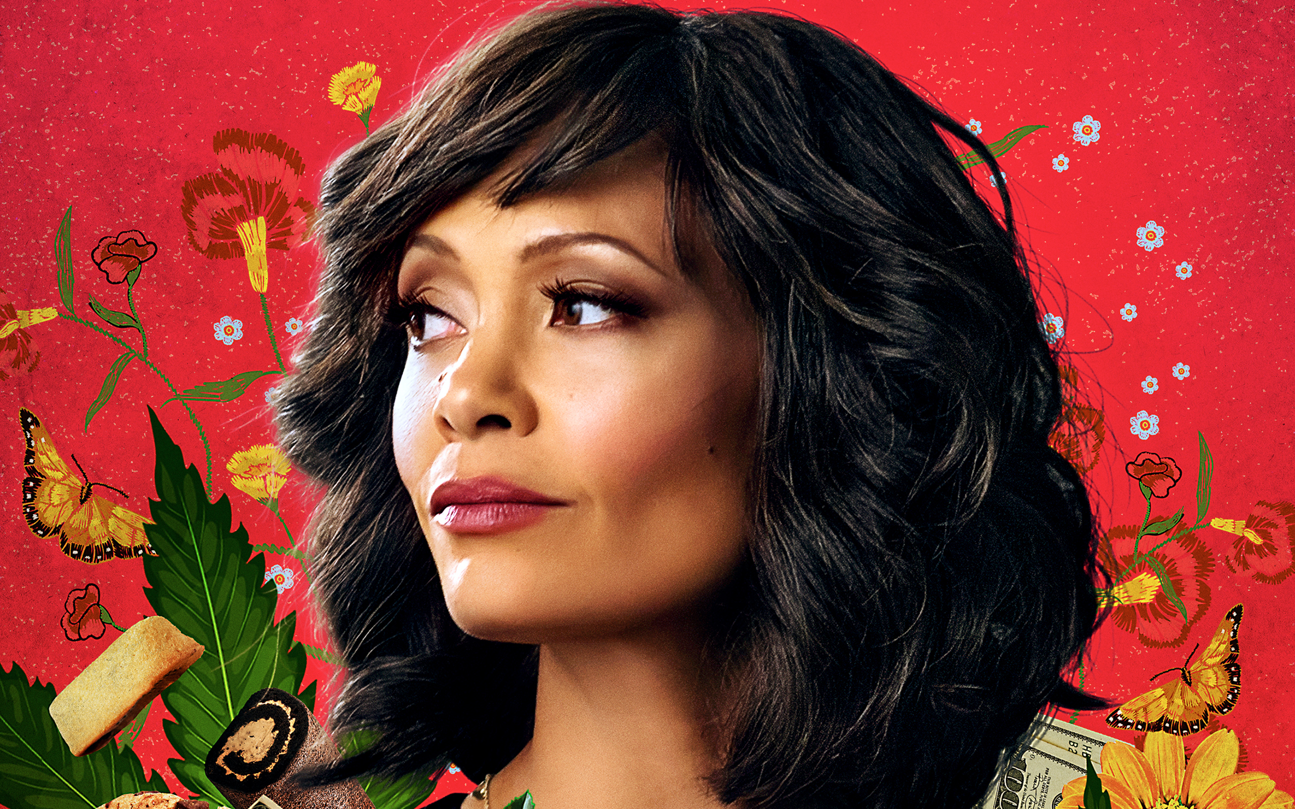 Thandie Newton in Gringo 2018196646525 - Thandie Newton in Gringo 2018 - Thandie, Newton, Gringo, Acrimony, 2018