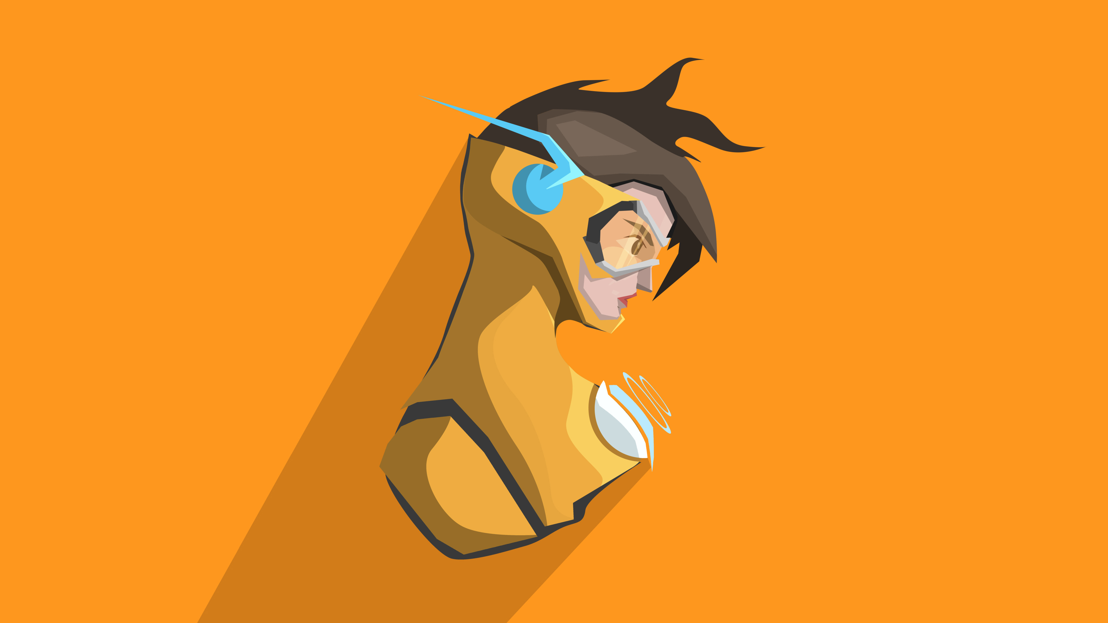 Overwatch Minimalist Wallpaper Phone Labzada Wallpaper