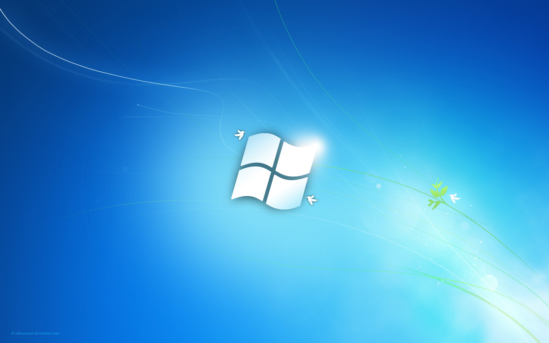 Windows 7 Flag205237031 - Windows 7 Flag - Windows, Flag