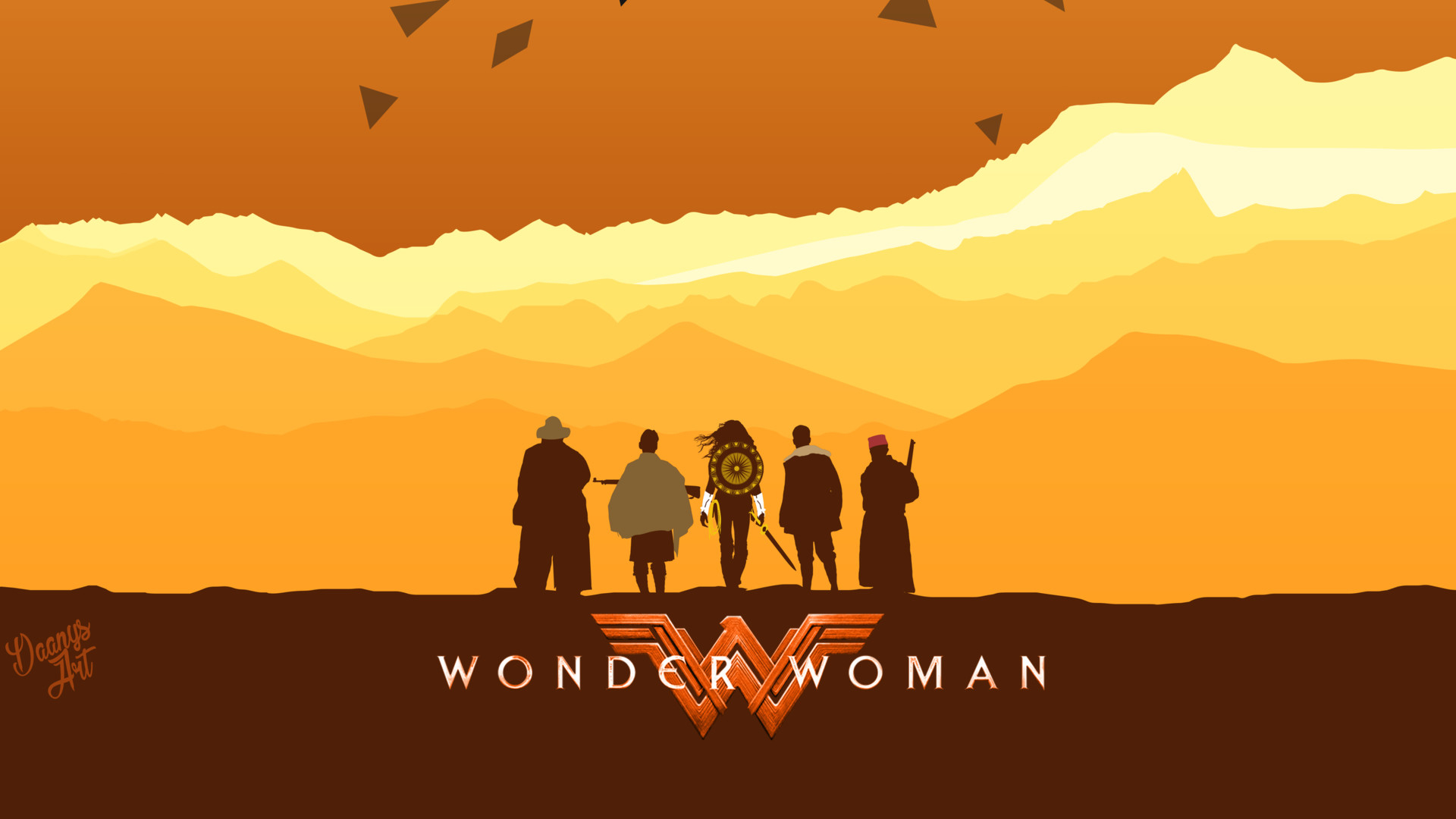 Wonder Woman Artwork798612750 - Wonder Woman Artwork - Wonder, Woman, Horizon, Artwork