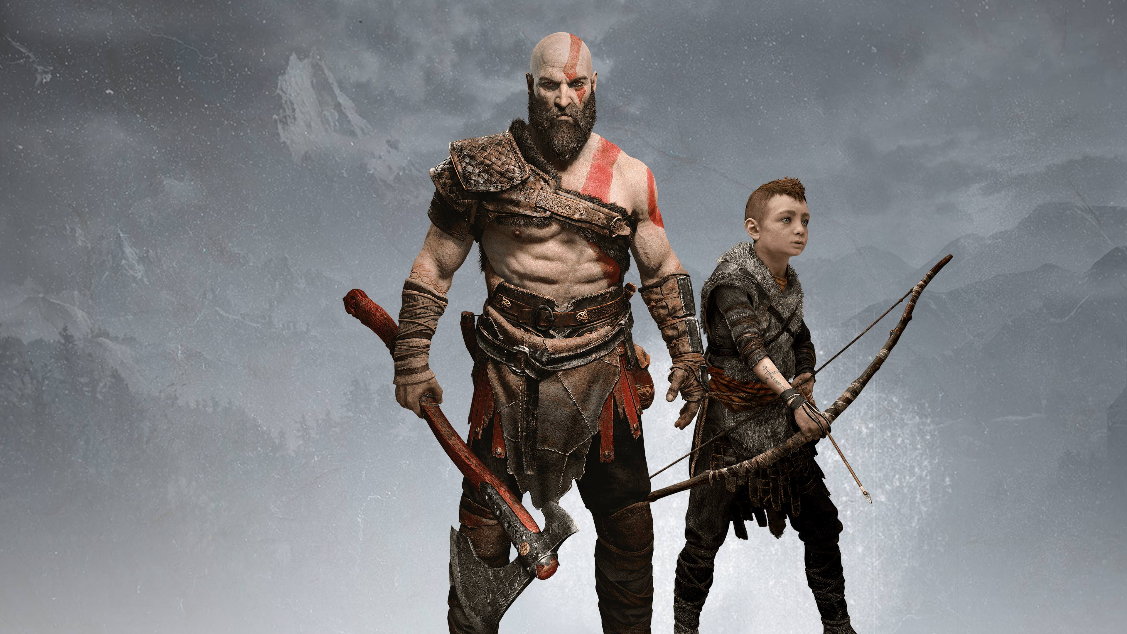 God of War Collector's Edition PlayStation 4 2018 4K6224114634 - God of War Collector's Edition PlayStation 4 2018 4K - War, PLAYSTATION, Man, God, Edition, Collector's, 2018