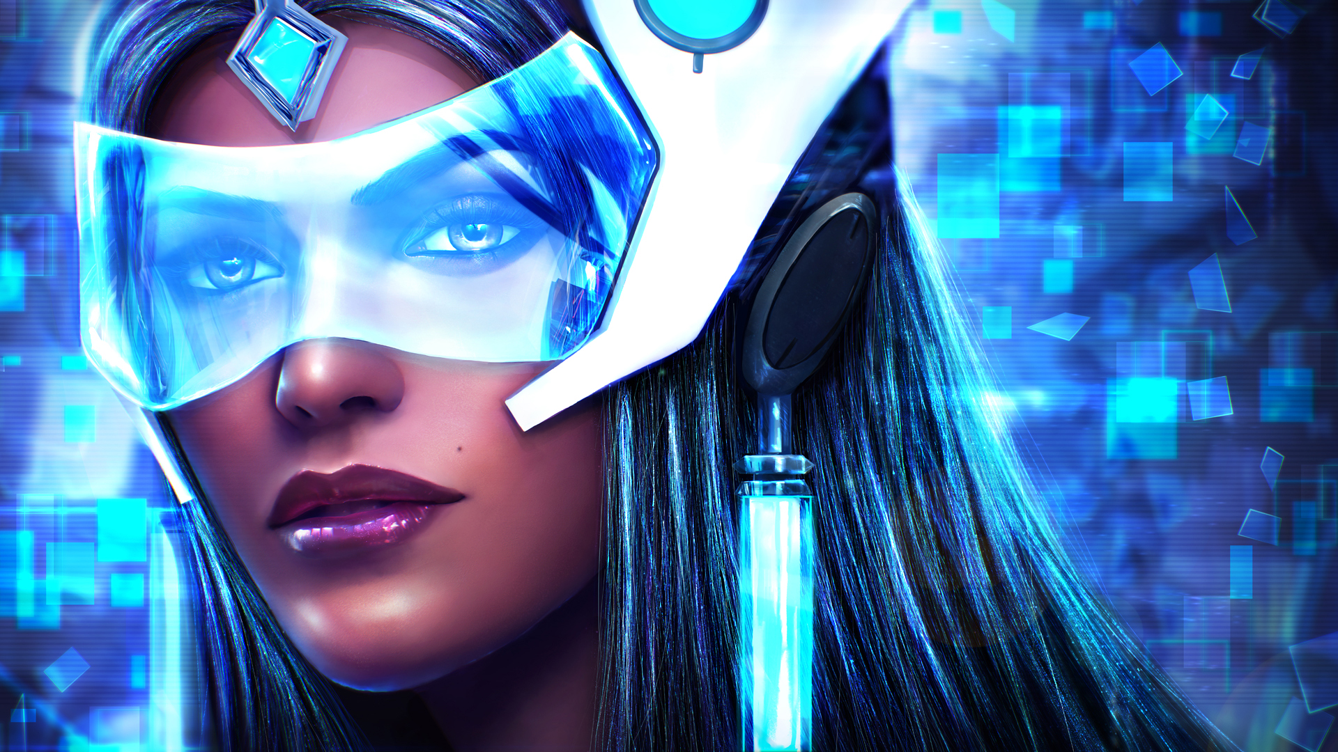 Symmetra in Overwatch Artwork91448240 - Symmetra in Overwatch Artwork - Symmetra, Overwatch, Frostpunk, Artwork