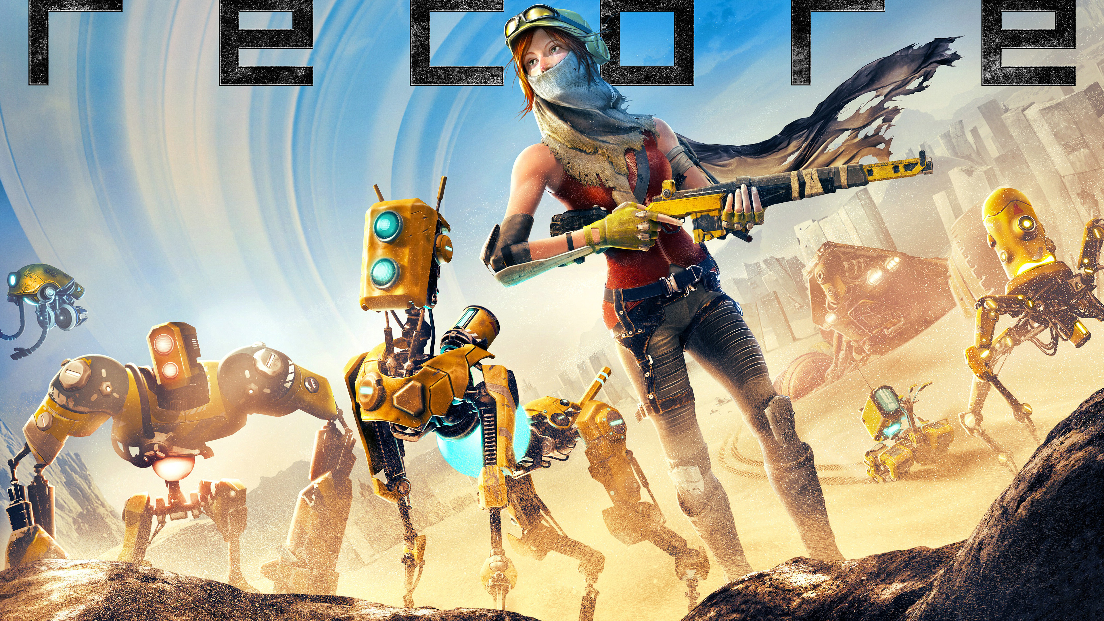 2016 recore 4k 1536010720 - 2016 Recore 4k - xbox games wallpapers, recore wallpapers, ps games wallpapers, pc games wallpapers, games wallpapers