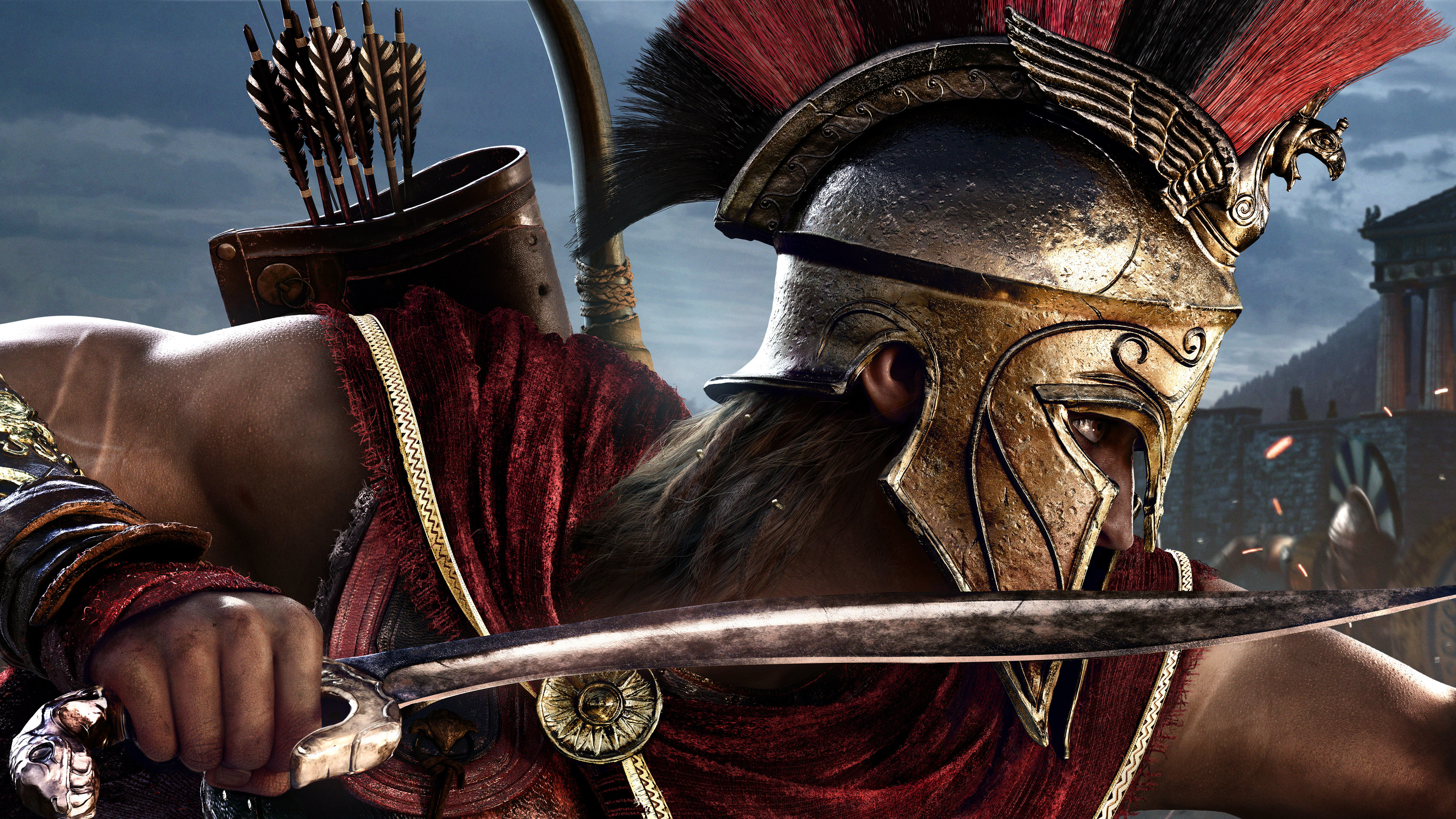 2018 assassins creed odyssey 8k 1537690293 - 2018 Assassins Creed Odyssey 8k - hd-wallpapers, games wallpapers, assassins creed wallpapers, assassins creed odyssey wallpapers, 8k wallpapers, 5k wallpapers, 4k-wallpapers, 2018 games wallpapers