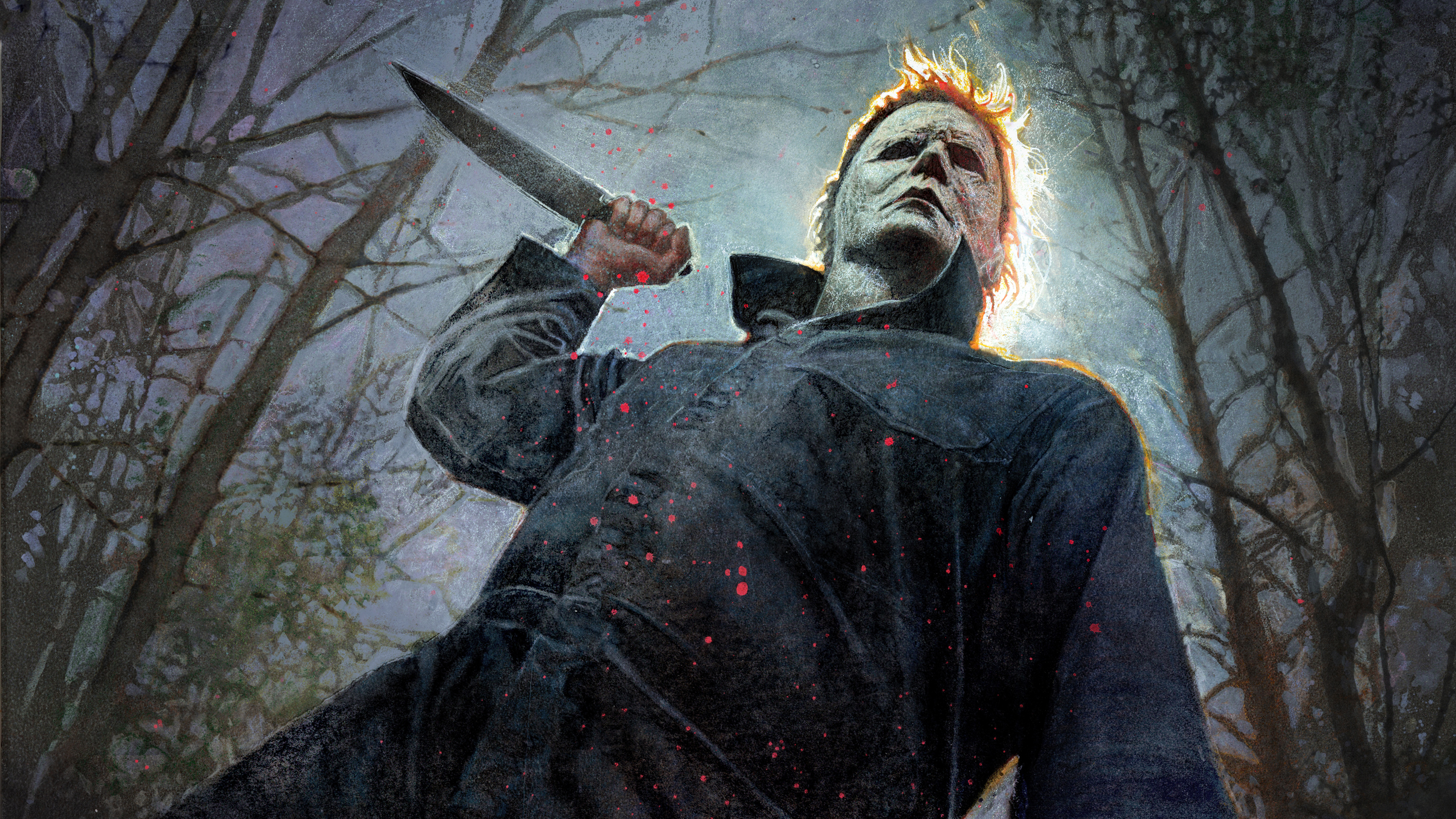 Wallpaper 4k 2018 Halloween Movie 5k 2018 Movies Wallpapers