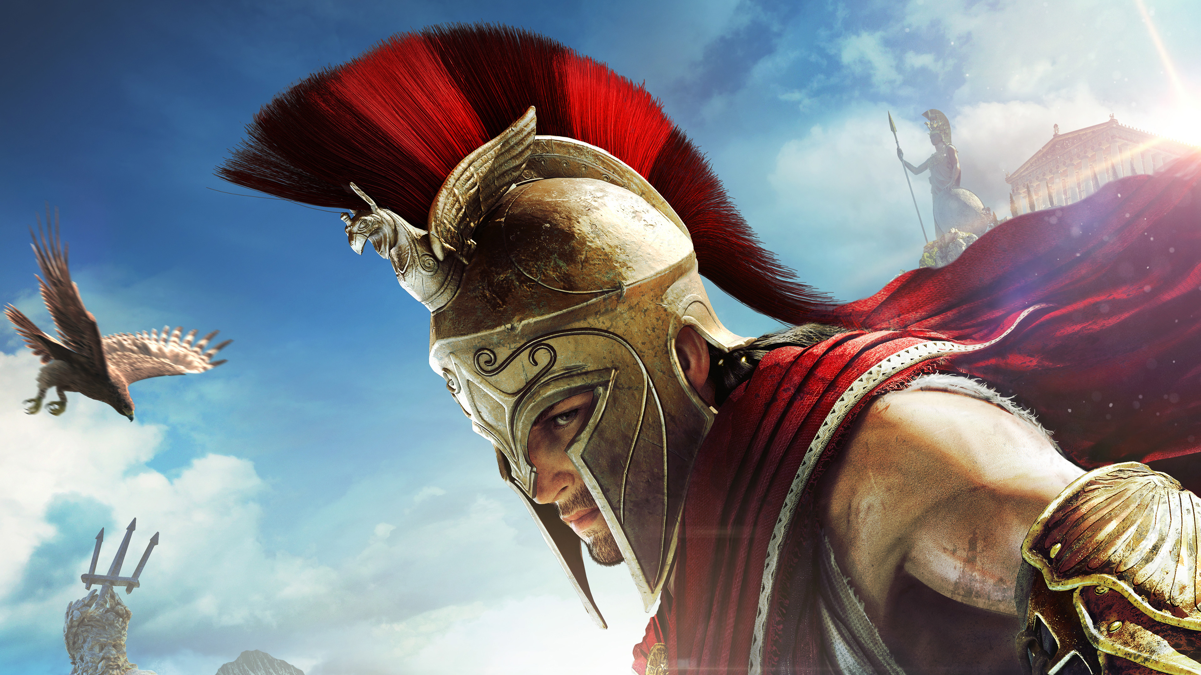 Wallpaper 4k 4k Assassins Creed Odyssey 2018 Games Wallpapers 4k