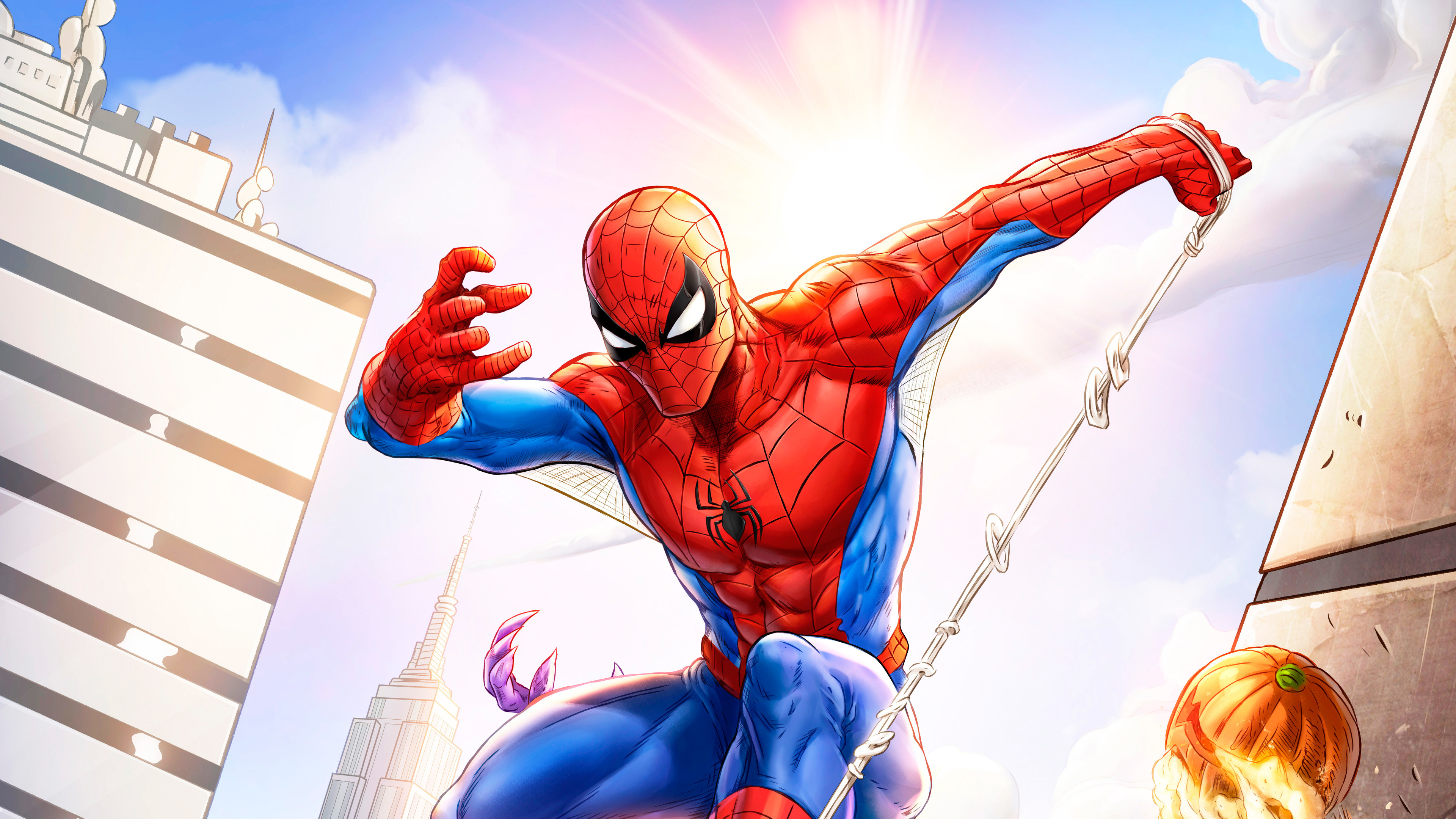5k spiderman 2018 1537645954 - 5k Spiderman 2018 - superheroes wallpapers, spiderman wallpapers, hd-wallpapers, digital art wallpapers, artwork wallpapers, art wallpapers, 5k wallpapers, 4k-wallpapers
