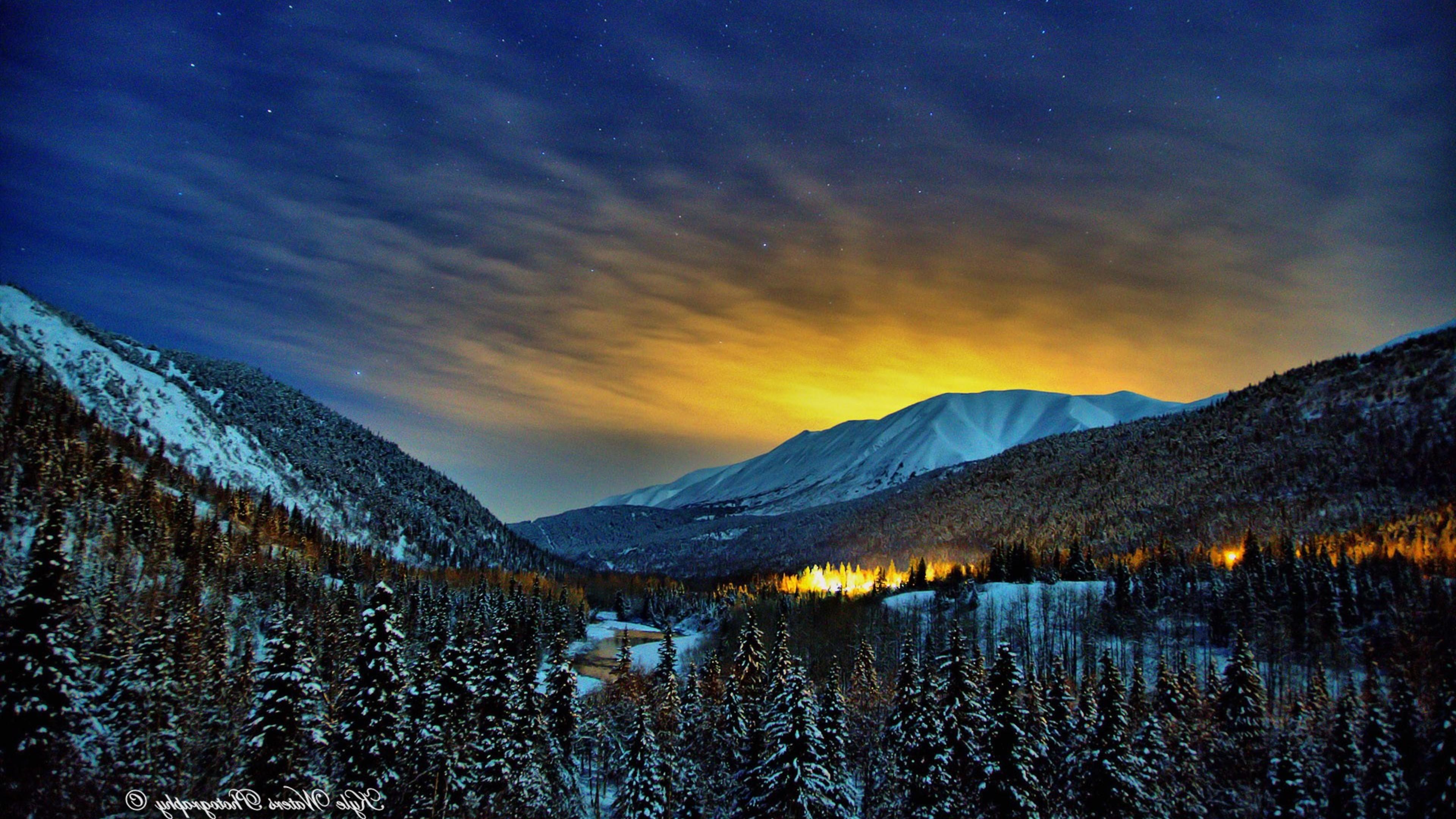 alaska winter nights 1535930779 - Alaska Winter Nights - winter wallpapers, nights wallpapers, nature wallpapers