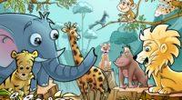 animals cartoon drawing 4k 1536098488 200x110 - animals, cartoon, drawing 4k - drawing, cartoon, Animals