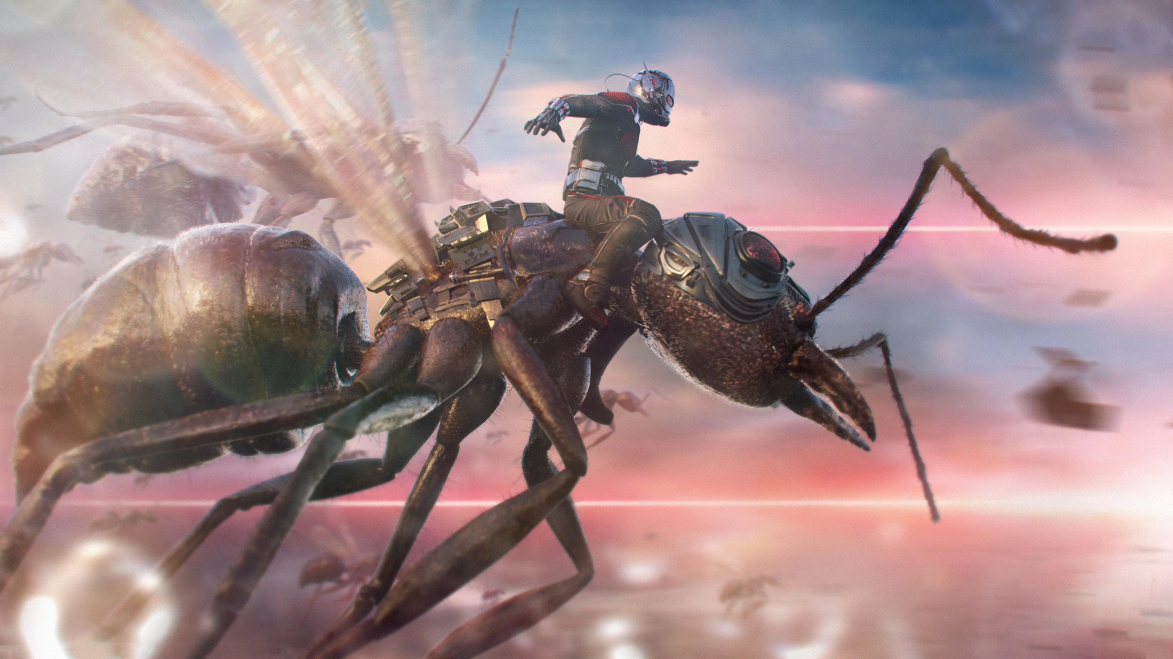 ant man illustration 5k 1537645932 - Ant Man Illustration 5k - superheroes wallpapers, hd-wallpapers, digital art wallpapers, artwork wallpapers, artstation wallpapers, artist wallpapers, ant man wallpapers, 5k wallpapers, 4k-wallpapers