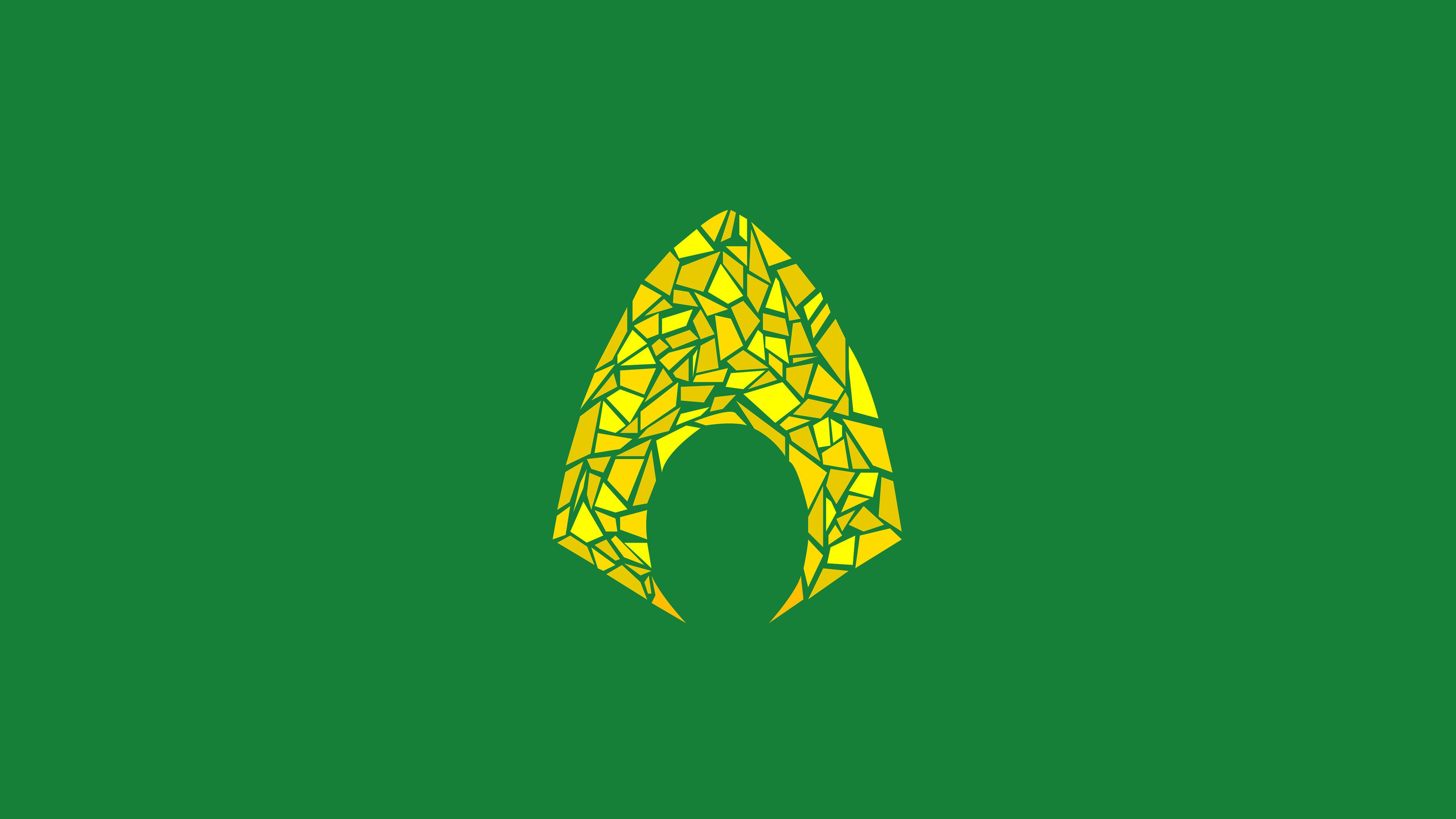 aquaman logo artwork 1536522070 - Aquaman Logo Artwork - logo wallpapers, hd-wallpapers, digital art wallpapers, deviantart wallpapers, artwork wallpapers, artist wallpapers, aquaman wallpapers, 5k wallpapers, 4k-wallpapers