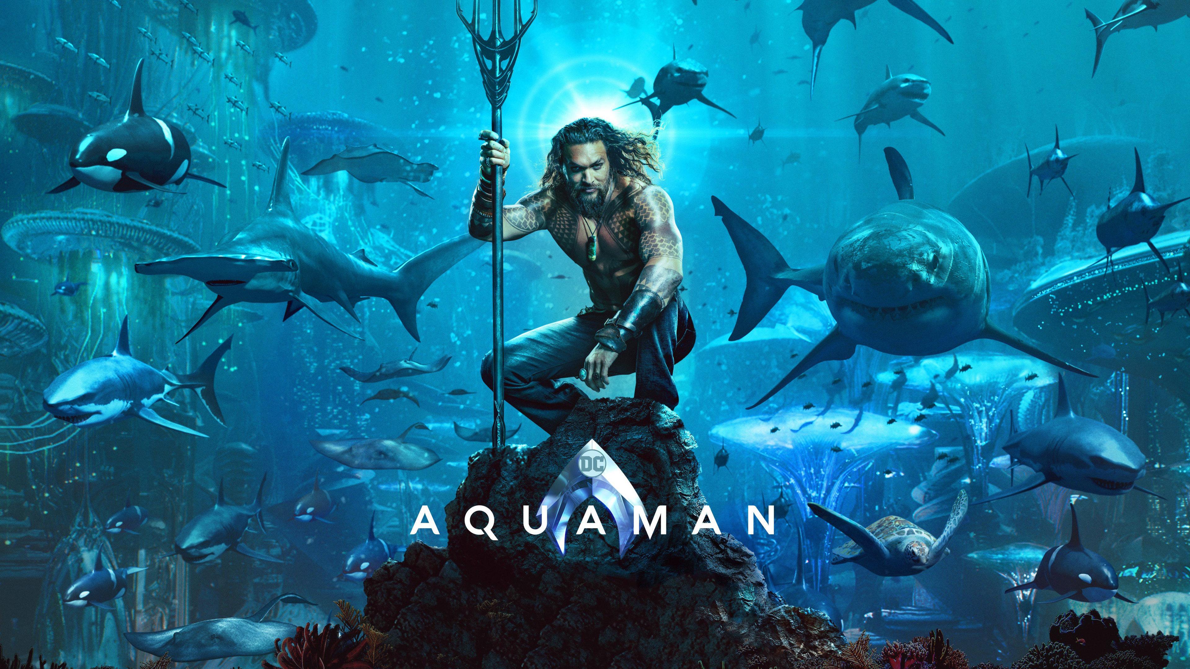 aquaman movie 4k 1537644867 - Aquaman Movie 4k - poster wallpapers, movies wallpapers, jason momoa wallpapers, hd-wallpapers, aquaman wallpapers, aquaman movie wallpapers, 4k-wallpapers, 2018-movies-wallpapers