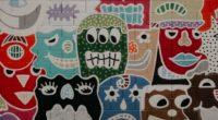 art graffiti wall faces 4k 1536098516 200x110 - art, graffiti, wall, faces 4k - WALL, graffiti, art