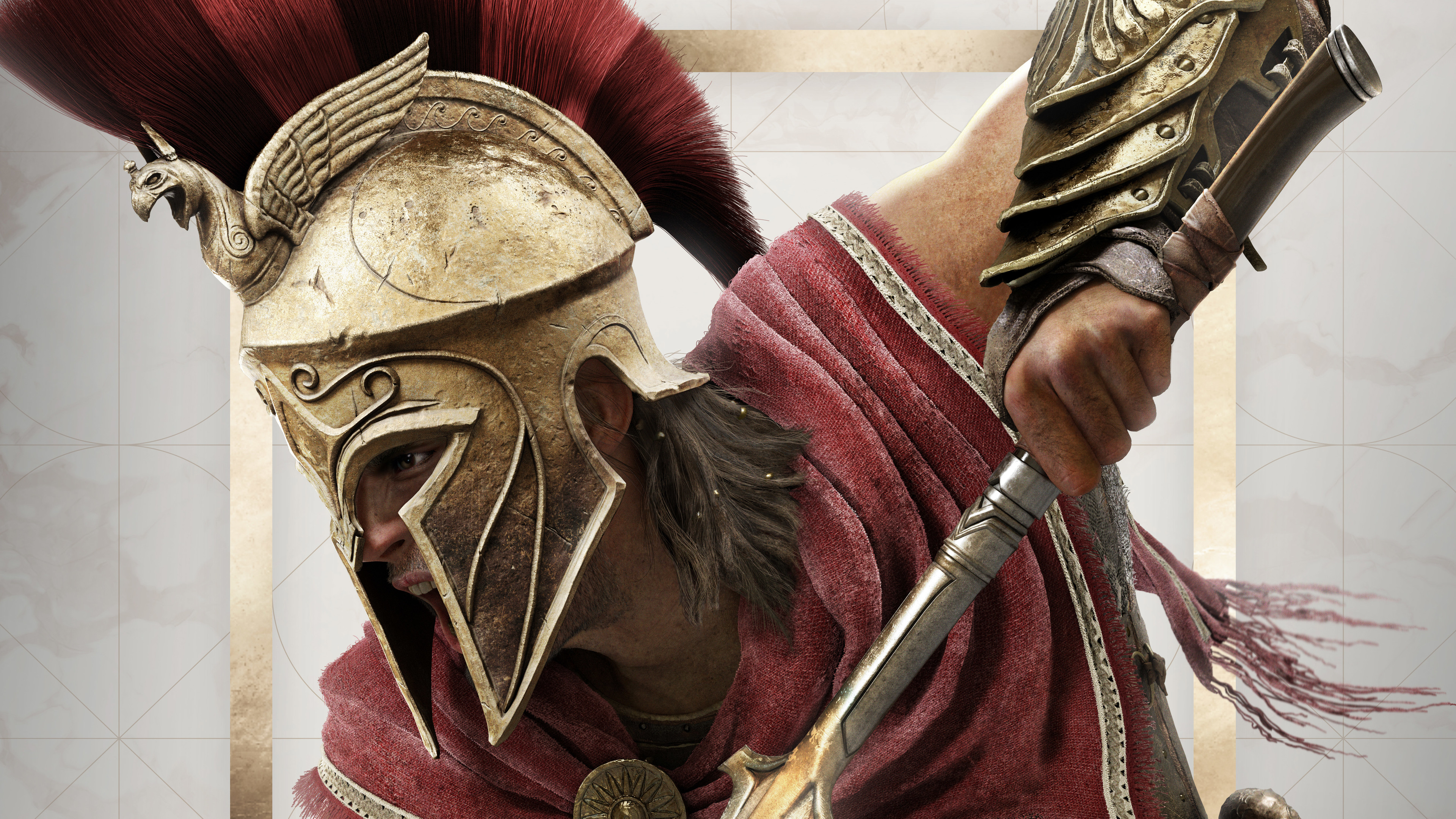Wallpaper 4k Assassins Creed Odyssey Alexios Action 5k 2018 Games