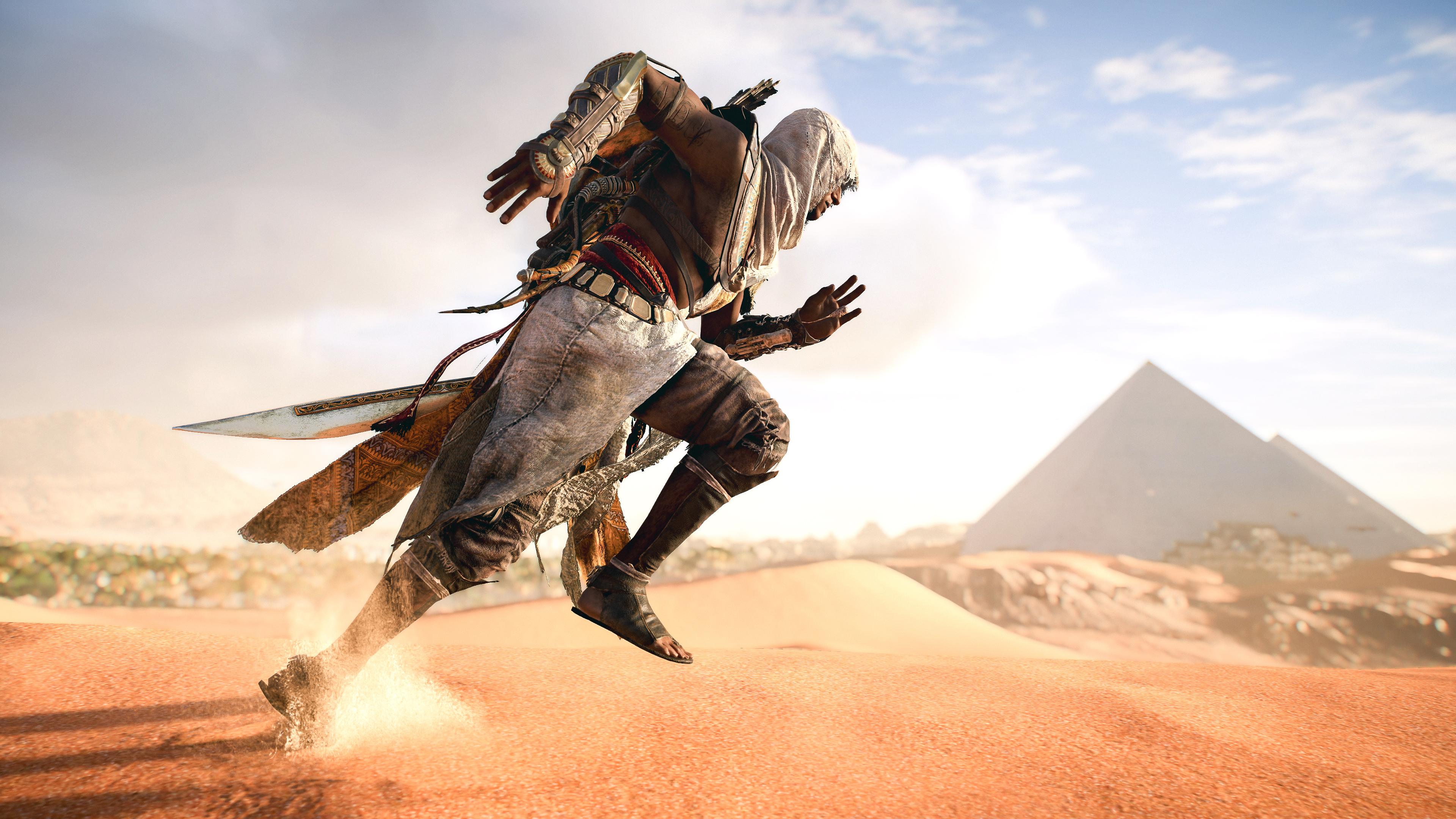 2560x1440 Pubg Weapons Helmet Girl 4k 1440p Resolution Hd: Assassins Creed Origins 4k 2018 Xbox Games Wallpapers, Ps