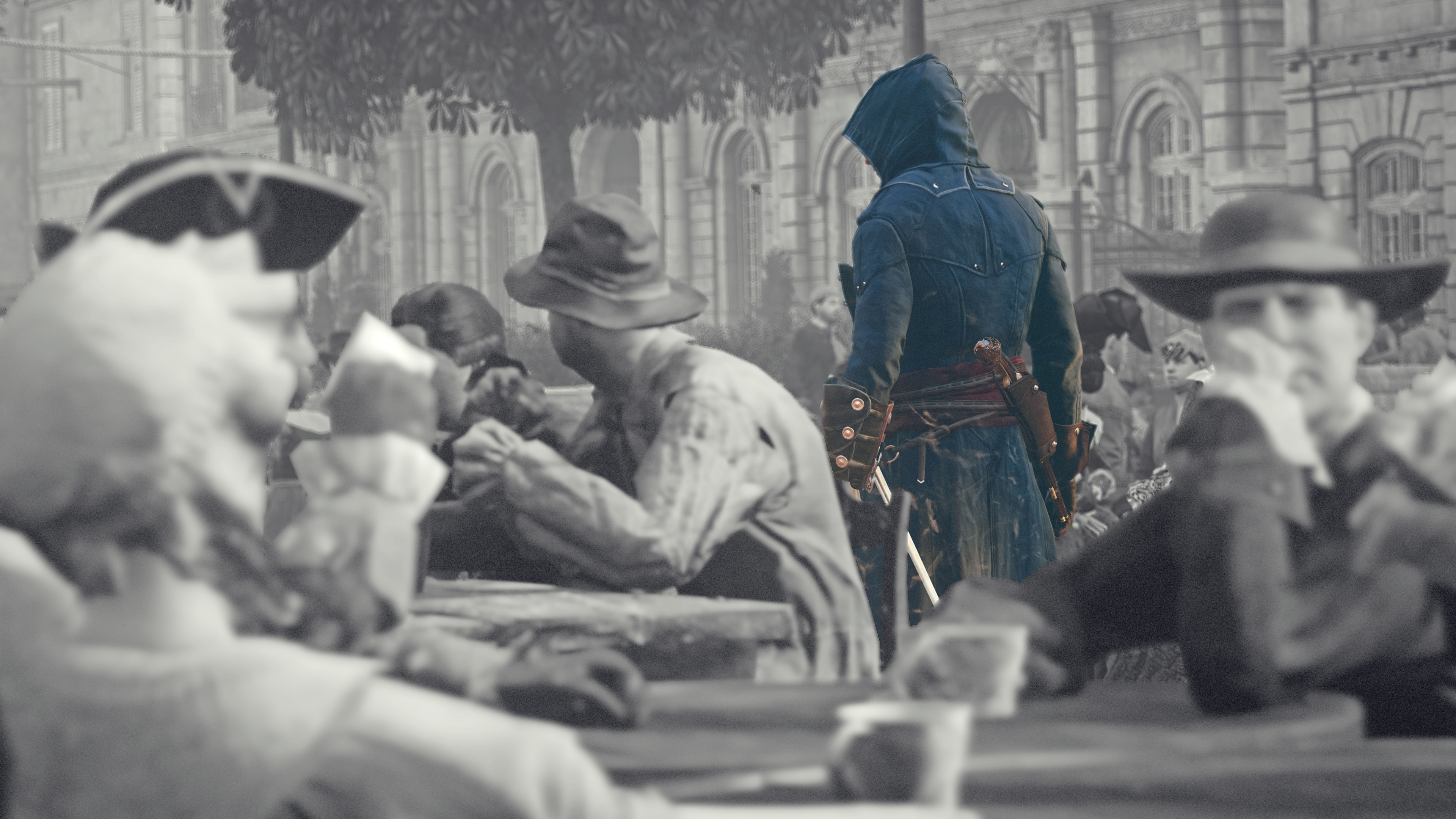Wallpaper 4k Assassins Creed Unity 5k 2018 Games Wallpapers 4k