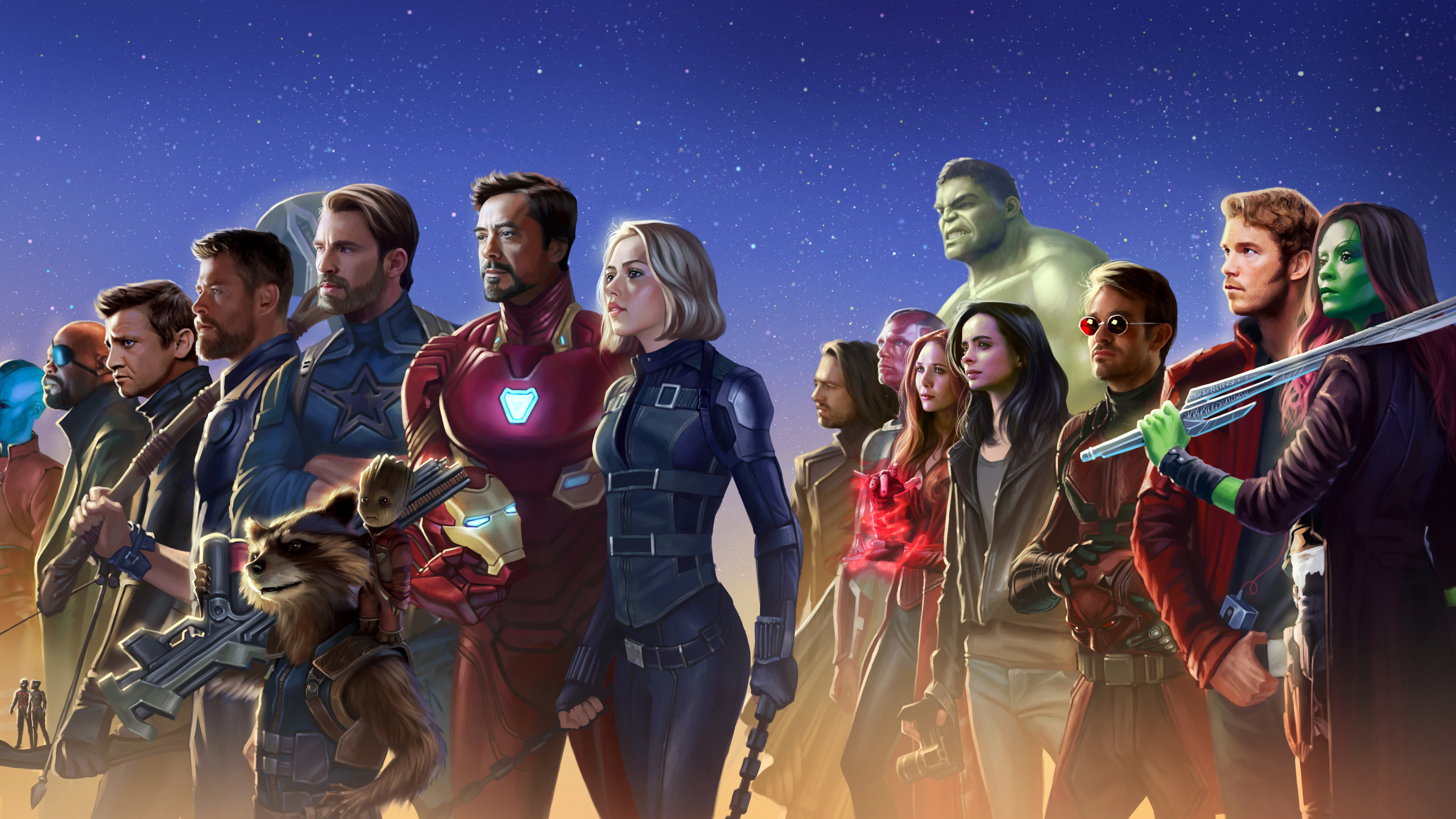 avengers infinity war 4k 5k 1537645698 - Avengers Infinity War 4k 5k - movies wallpapers, hd-wallpapers, deviantart wallpapers, avengers-infinity-war-wallpapers, artwork wallpapers, artist wallpapers, 5k wallpapers, 4k-wallpapers, 2018-movies-wallpapers