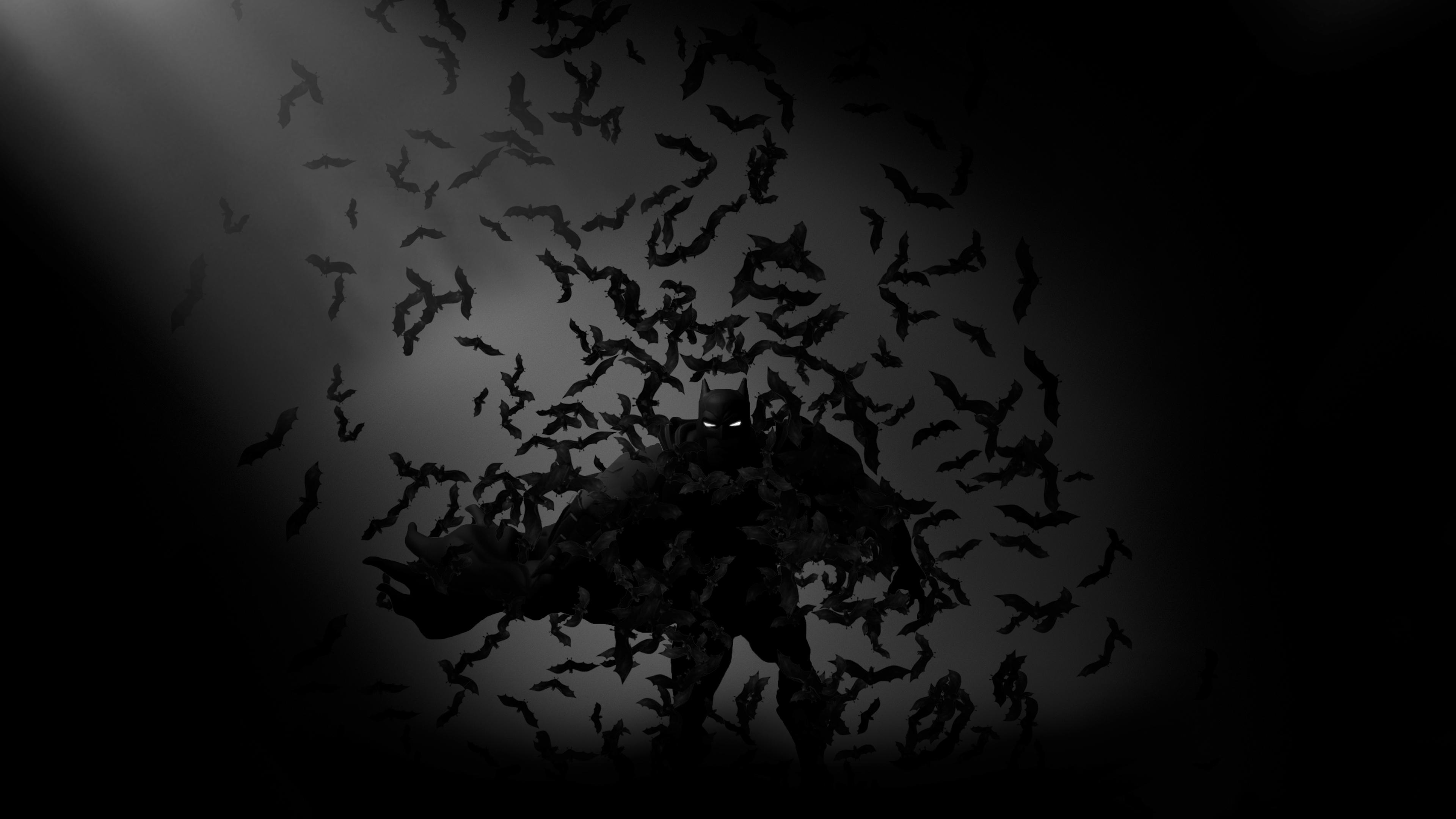 Wallpaper 4k Batman Bats Art 4k 4k Wallpapers Batman Wallpapers