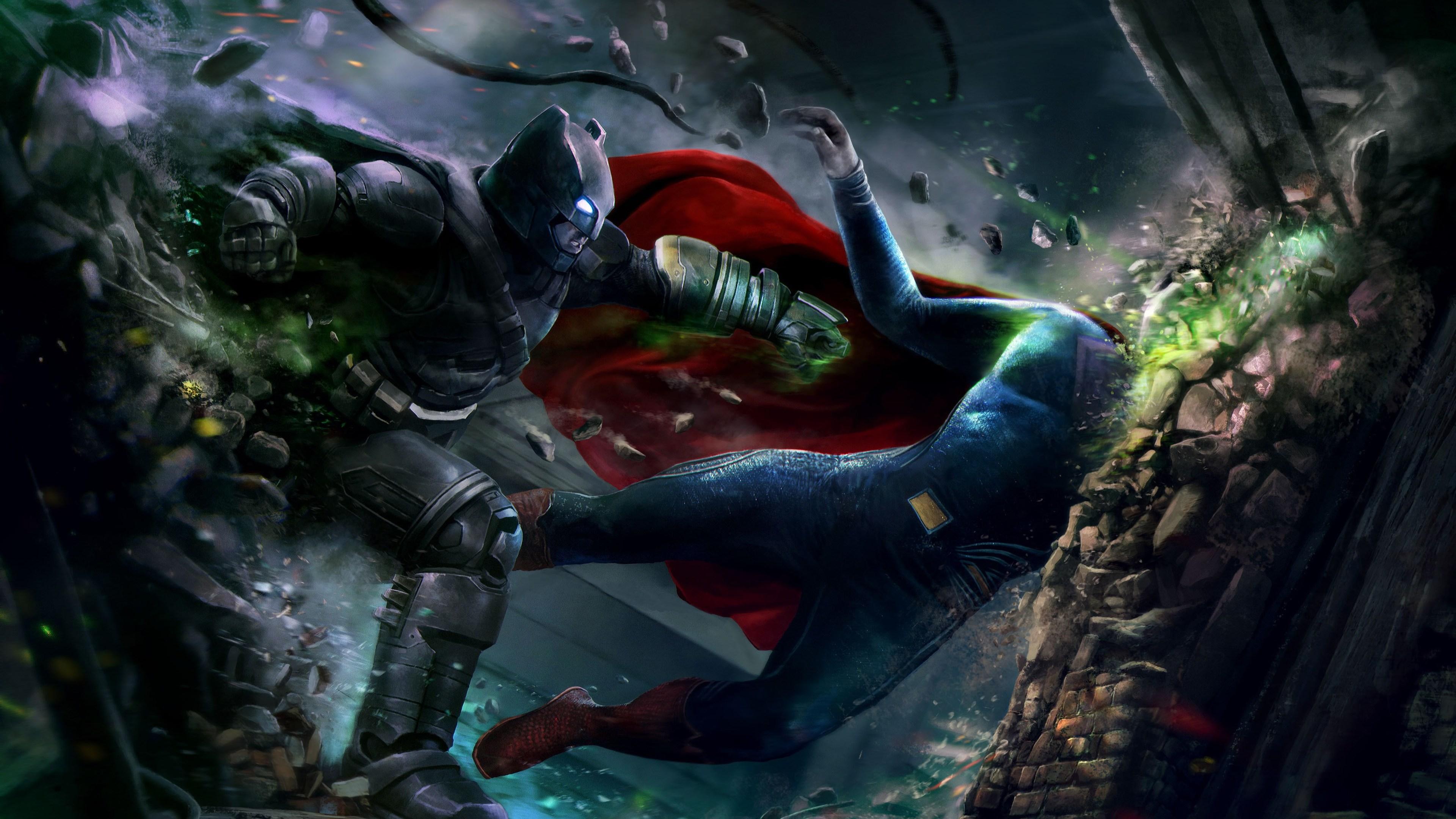 batman v superman best art 1536507245 - Batman V Superman Best Art - superman wallpapers, super heroes wallpapers, deviantart wallpapers, batman wallpapers, batman vs superman wallpapers