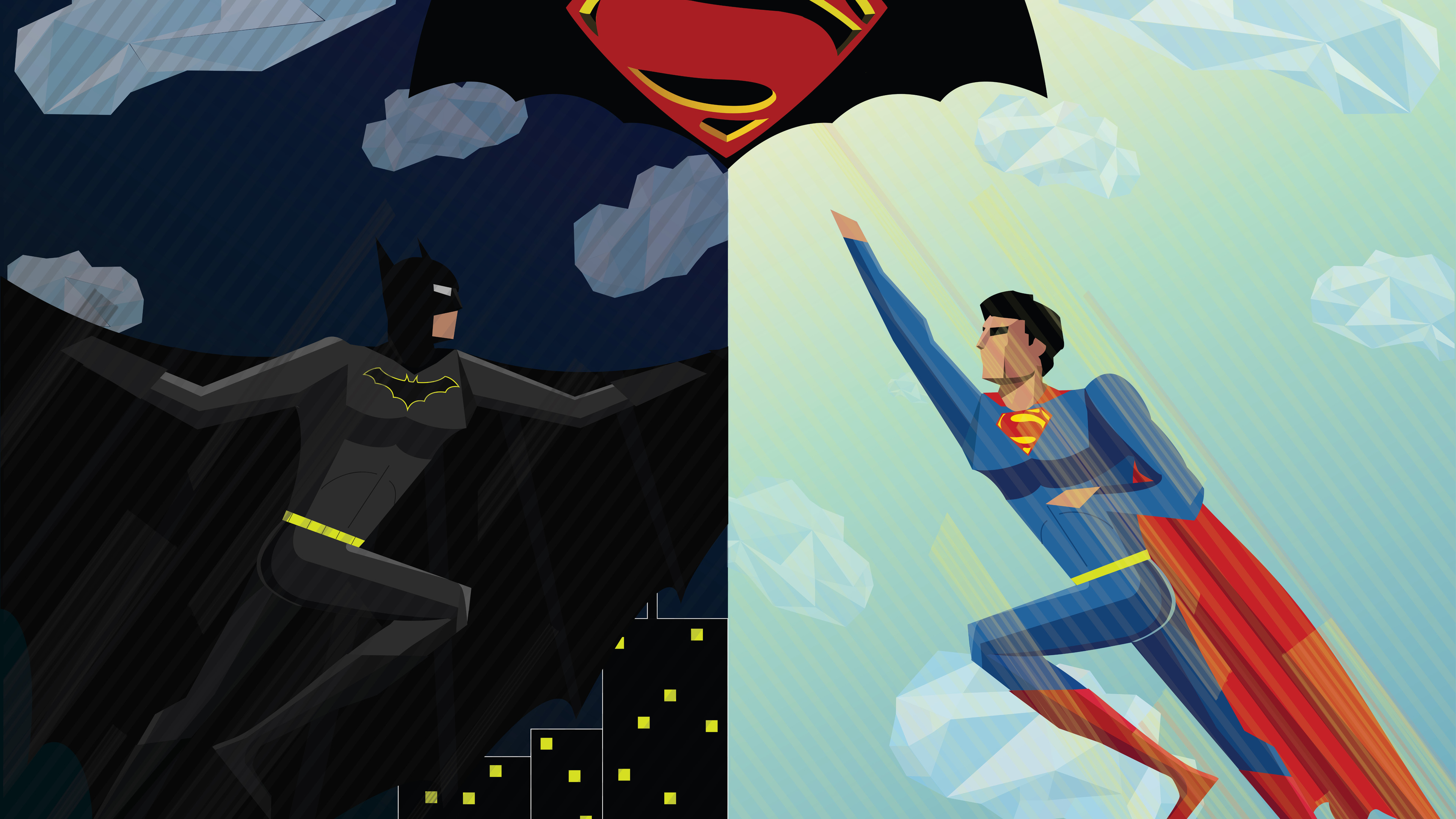 Batman Vs Superman 12k