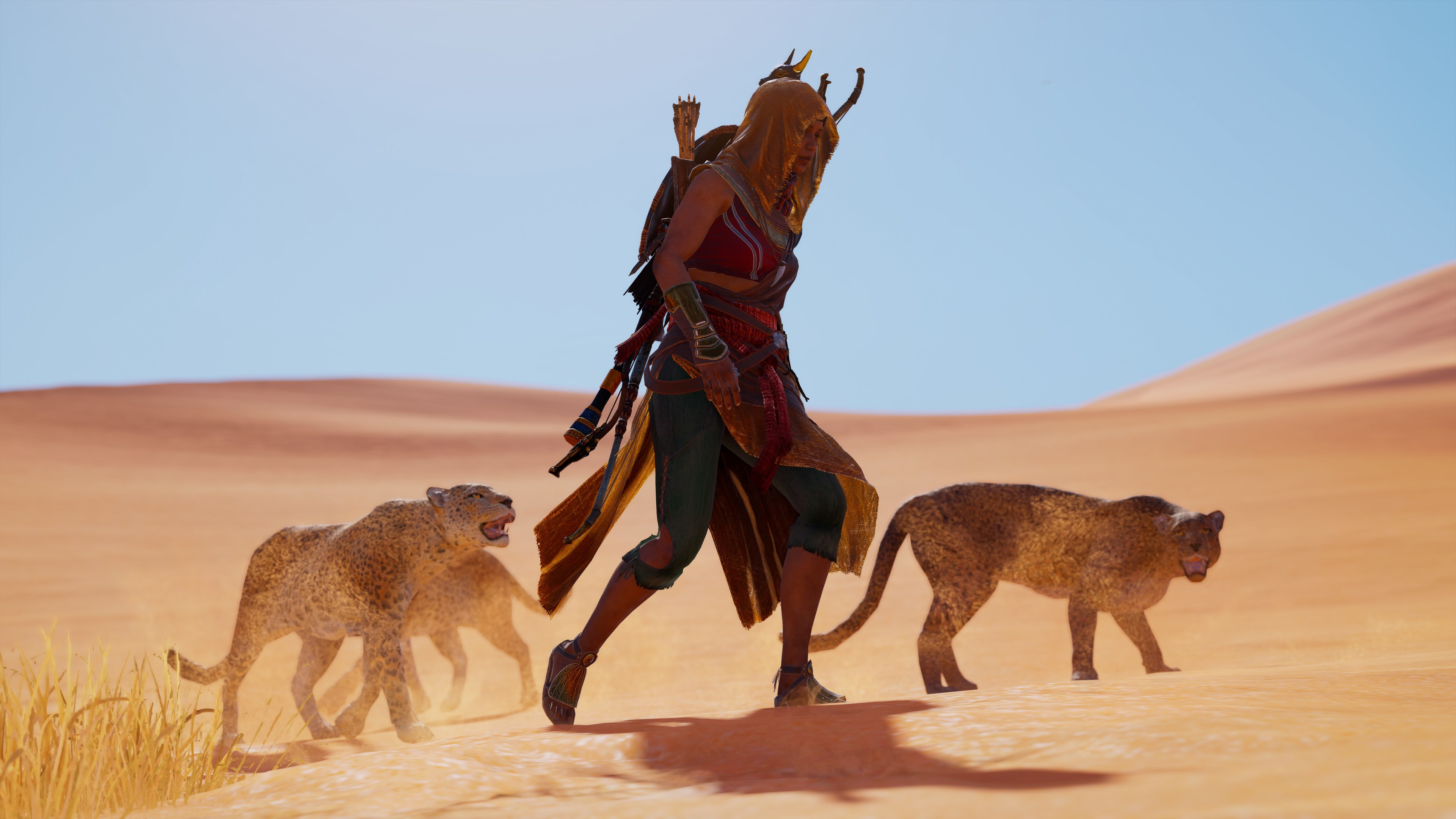 Wallpaper 4k Bayek Assassins Creed Origins Ubisoft 5k 4k