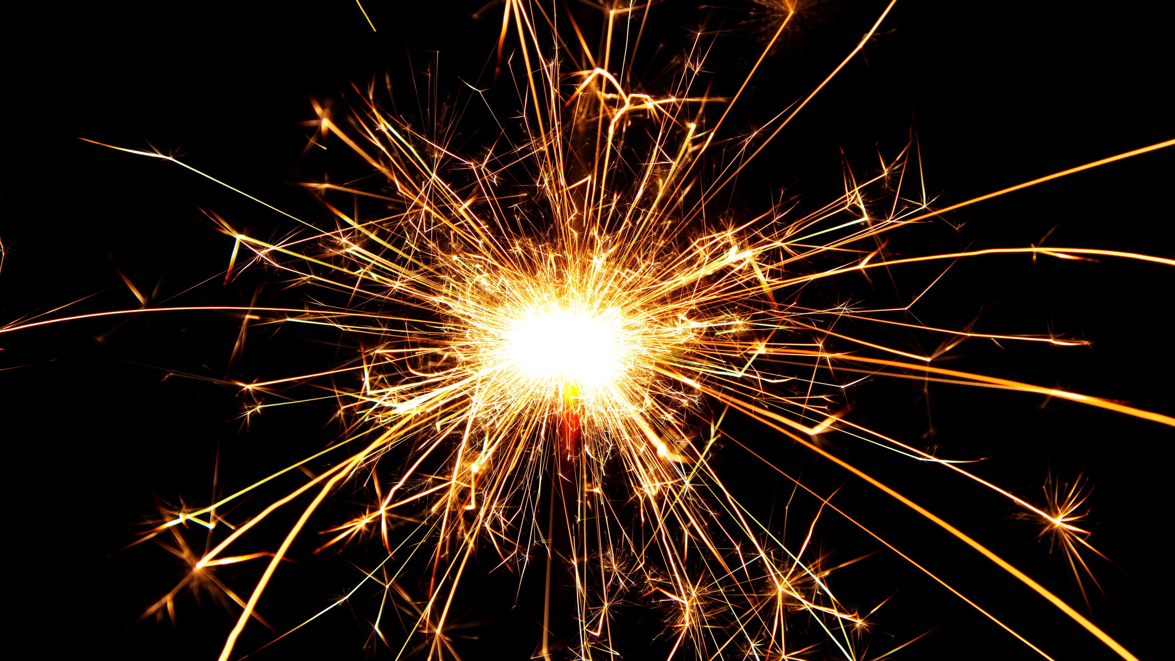 bengal fire sparks glitter bright light 4k 1538344465 - bengal fire, sparks, glitter, bright, light 4k - Sparks, Glitter, bengal fire