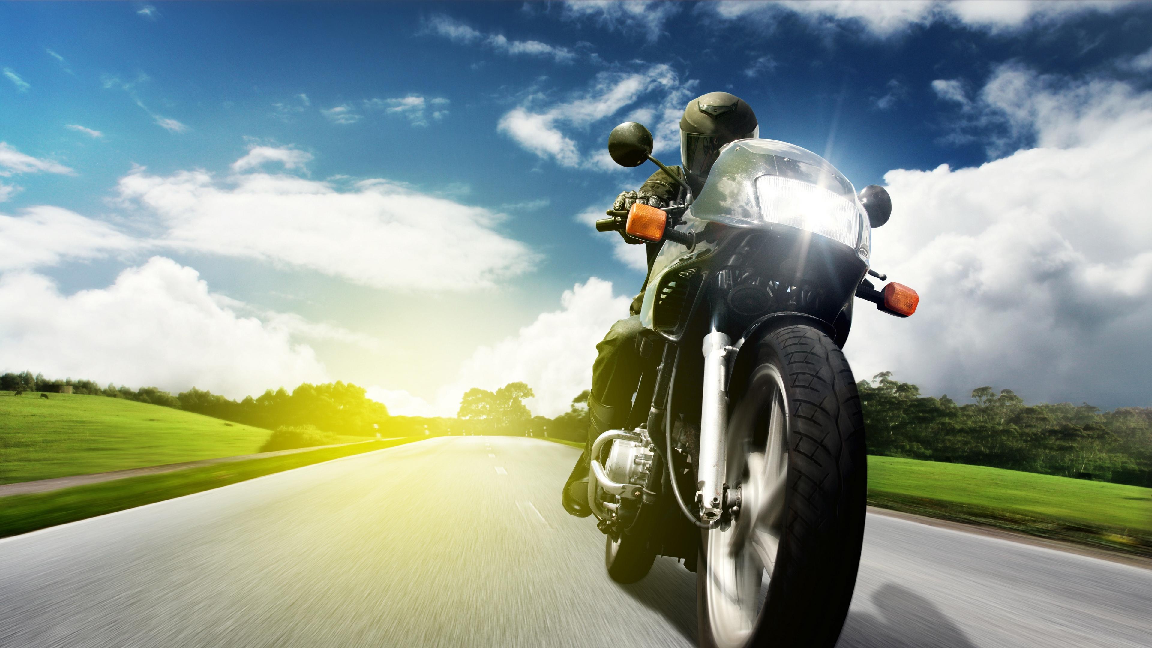 bike road traffic speed 4k 1536018436 - bike, road, traffic, speed 4k - Traffic, Road, Bike