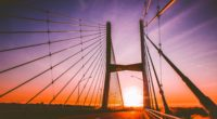 bridge architecture sunset 4k 1538066950 200x110 - bridge, architecture, sunset 4k - sunset, bridge, Architecture
