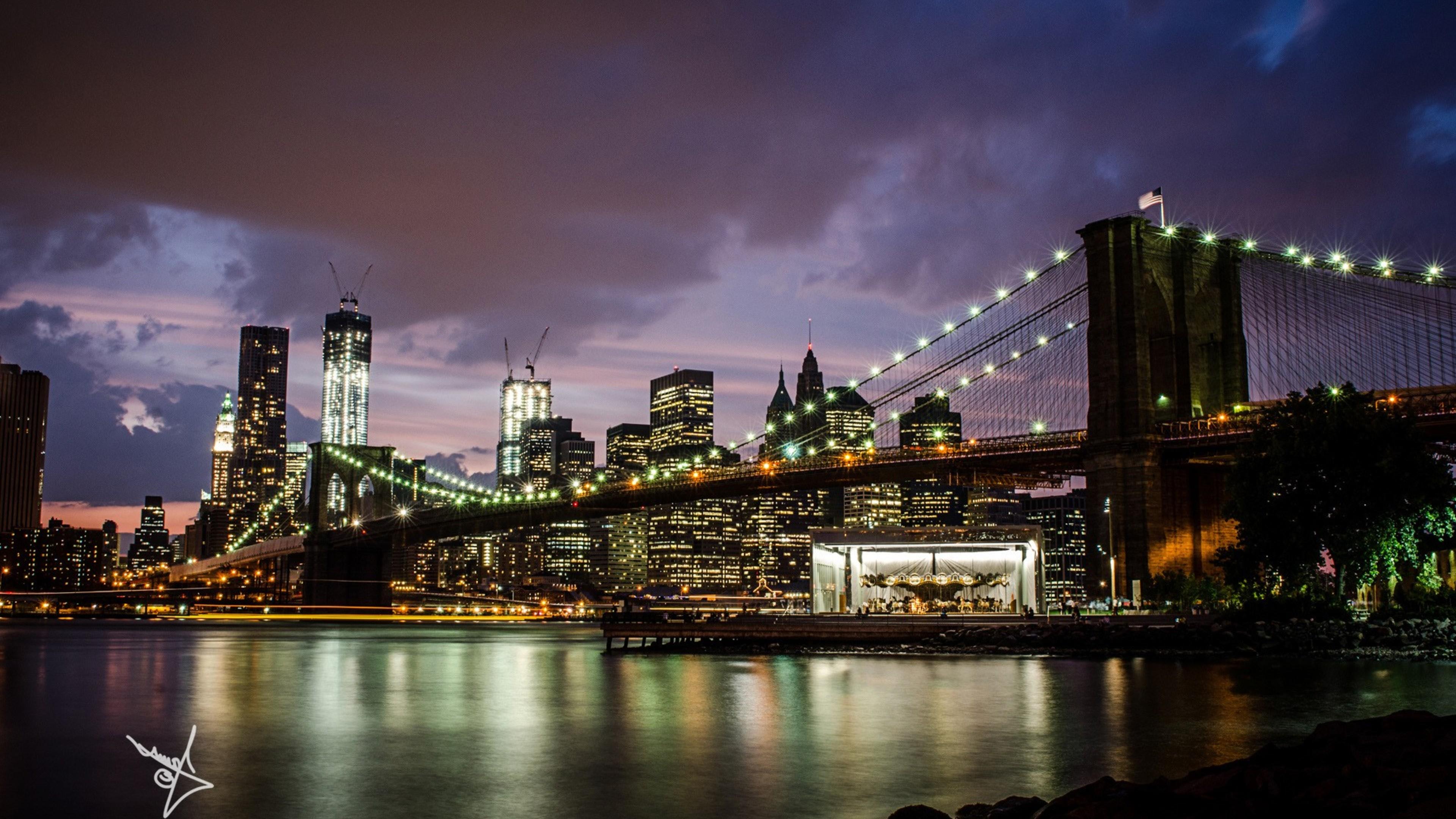 brooklyn bridge manhattan 1538069018 - Brooklyn Bridge Manhattan - world wallpapers, manhattan wallpapers, bridge wallpapers