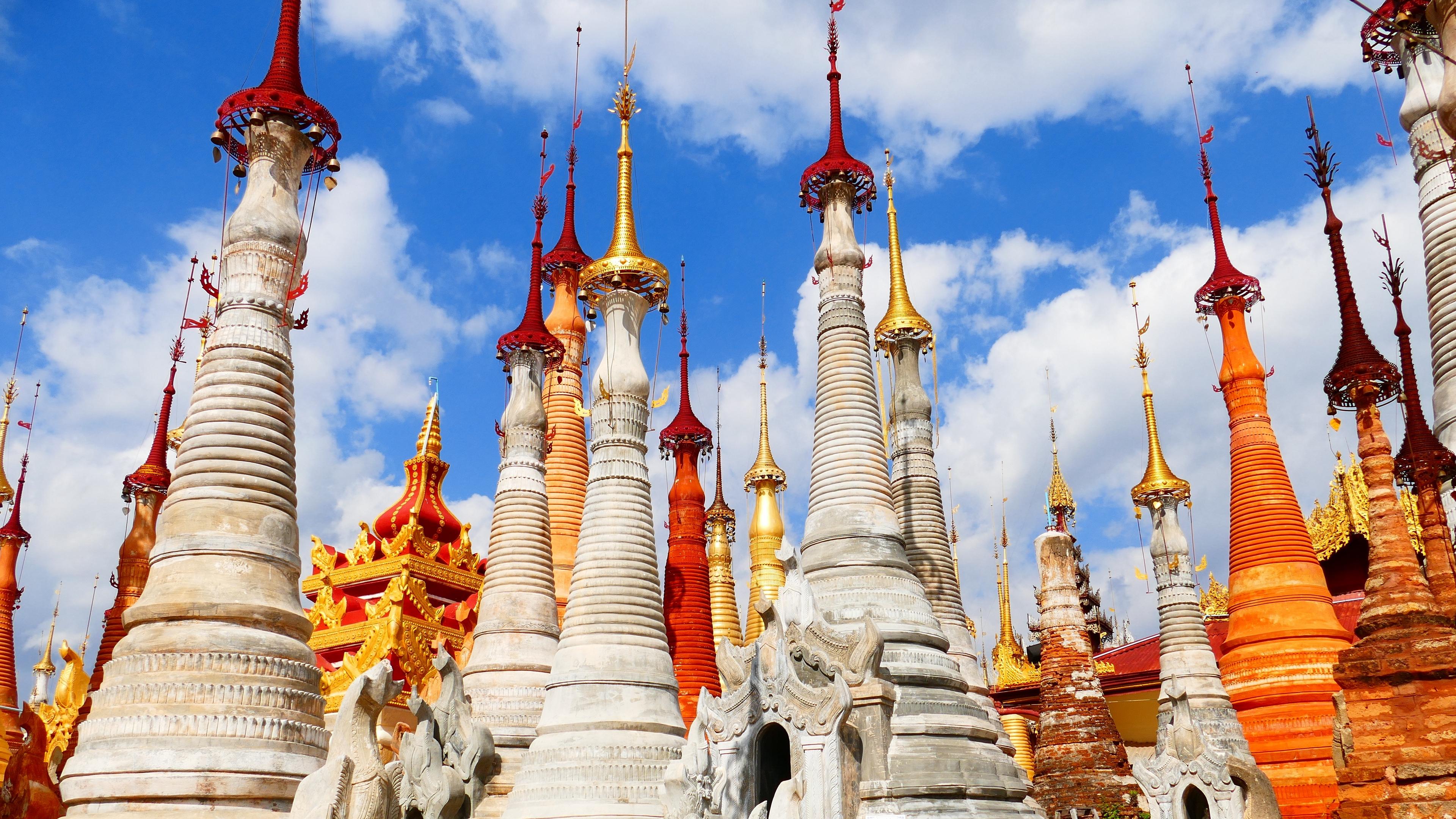 buildings myanmar burma pagoda architecture temple 4k 1538065424 - buildings, myanmar, burma, pagoda, architecture, temple 4k - myanmar, burma, buildings