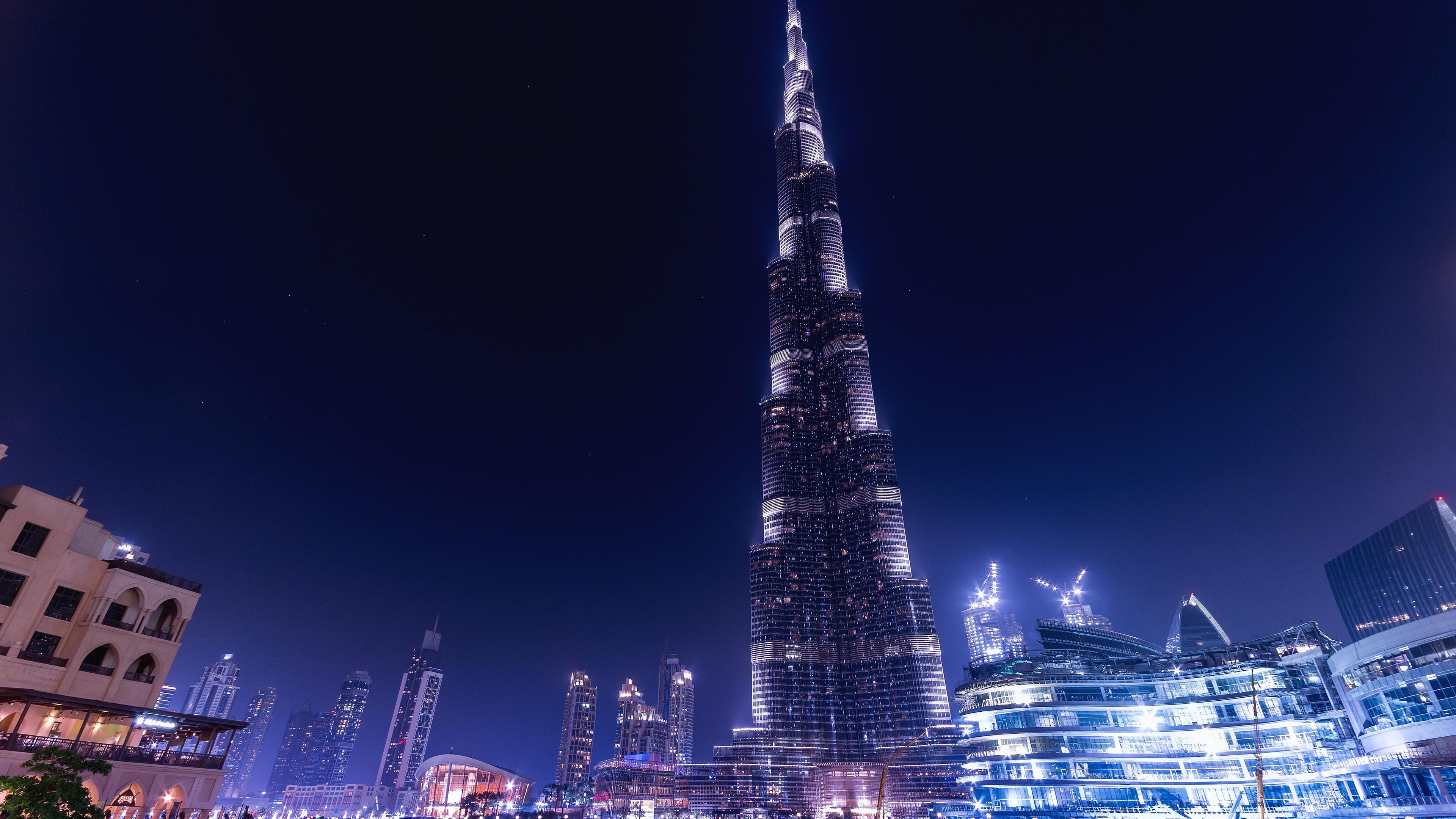 burj khalifa dubai night 1538069337 - Burj Khalifa Dubai Night - world wallpapers, night wallpapers, lights wallpapers, hd-wallpapers, dubai wallpapers, burj khalifa wallpapers, buildings wallpapers, 4k-wallpapers