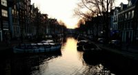 canal boats sunset amsterdam buildings 4k 1538065169 200x110 - canal, boats, sunset, amsterdam, buildings 4k - sunset, Canal, boats