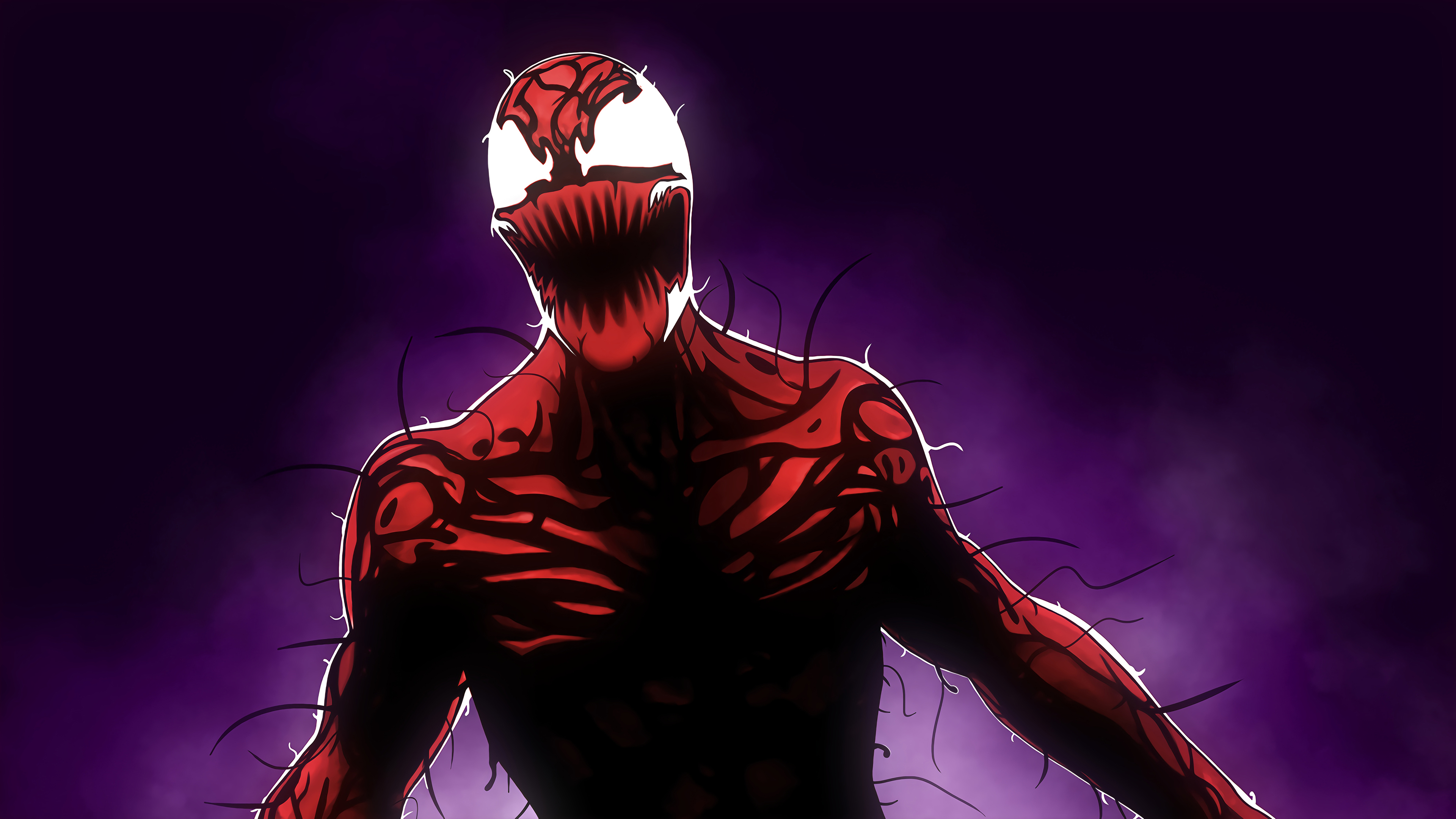 carnage from marvels spider man series 1536521795 - Carnage From Marvels Spider Man Series - marvel wallpapers, hd-wallpapers, deviantart wallpapers, carnage wallpapers, artwork wallpapers, artist wallpapers, 4k-wallpapers