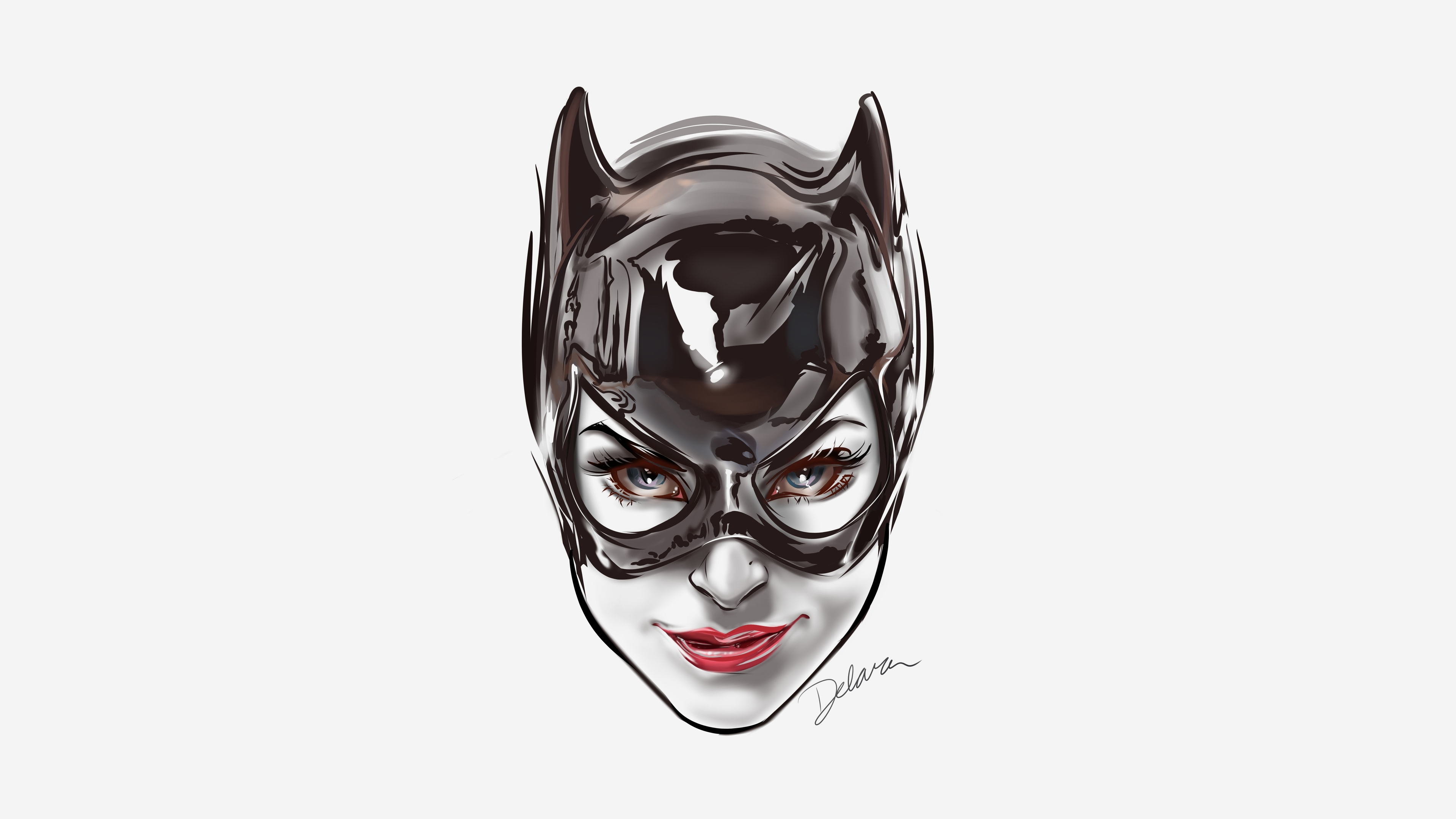 catwoman face artwork 8k 1536521799 - Catwoman Face Artwork 8k - superheroes wallpapers, hd-wallpapers, catwoman wallpapers, 8k wallpapers, 5k wallpapers, 4k-wallpapers