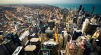 chicago skyline city lights coastline 4k 1538068197 200x110 - chicago, skyline, city lights, coastline 4k - Skyline, city lights, Chicago