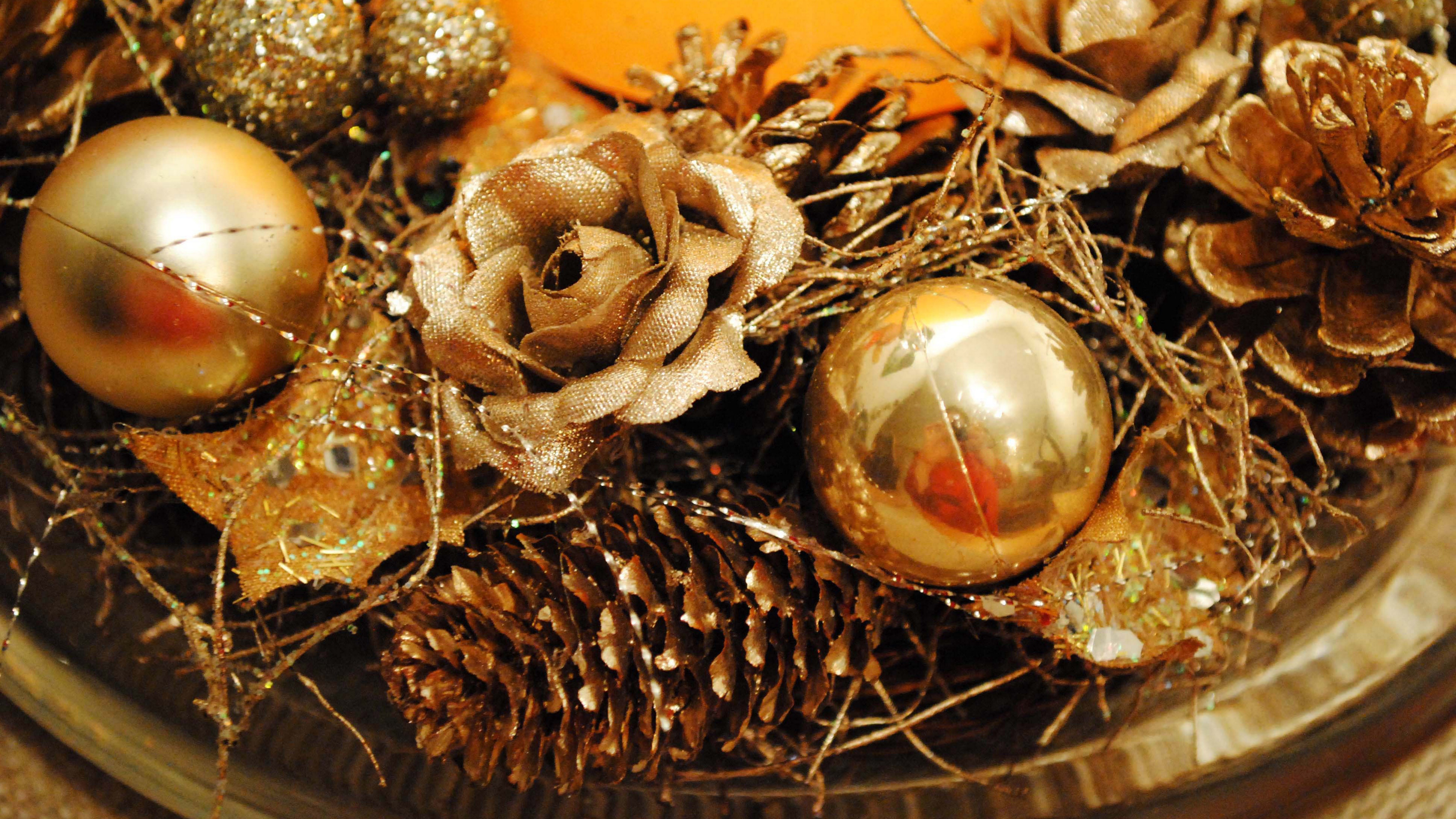 christmas candles decorations 4k 1538344558 - christmas, candles, decorations 4k - decorations, Christmas, Candles