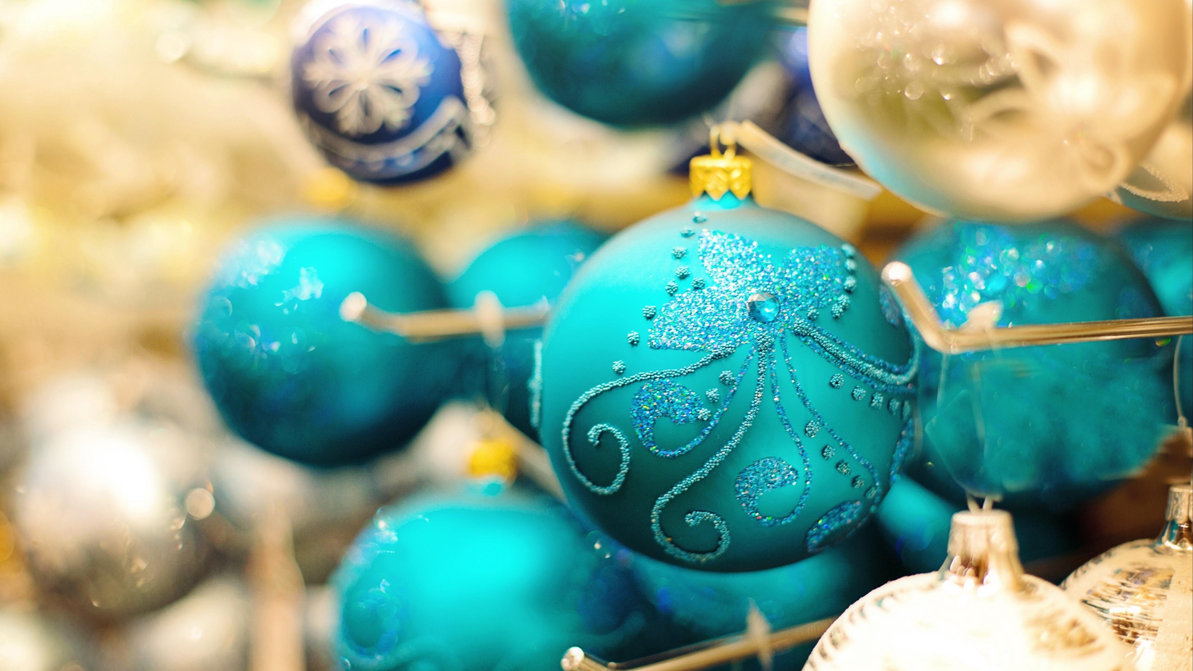 christmas decorations christmas new year balls patterns 4k 1538344552 - christmas decorations, christmas, new year, balls, patterns 4k - new year, christmas decorations, Christmas