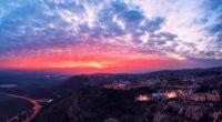 city evening sunset sky uplands 4k 1538068130 200x110 - city, evening, sunset, sky, uplands 4k - sunset, Evening, City