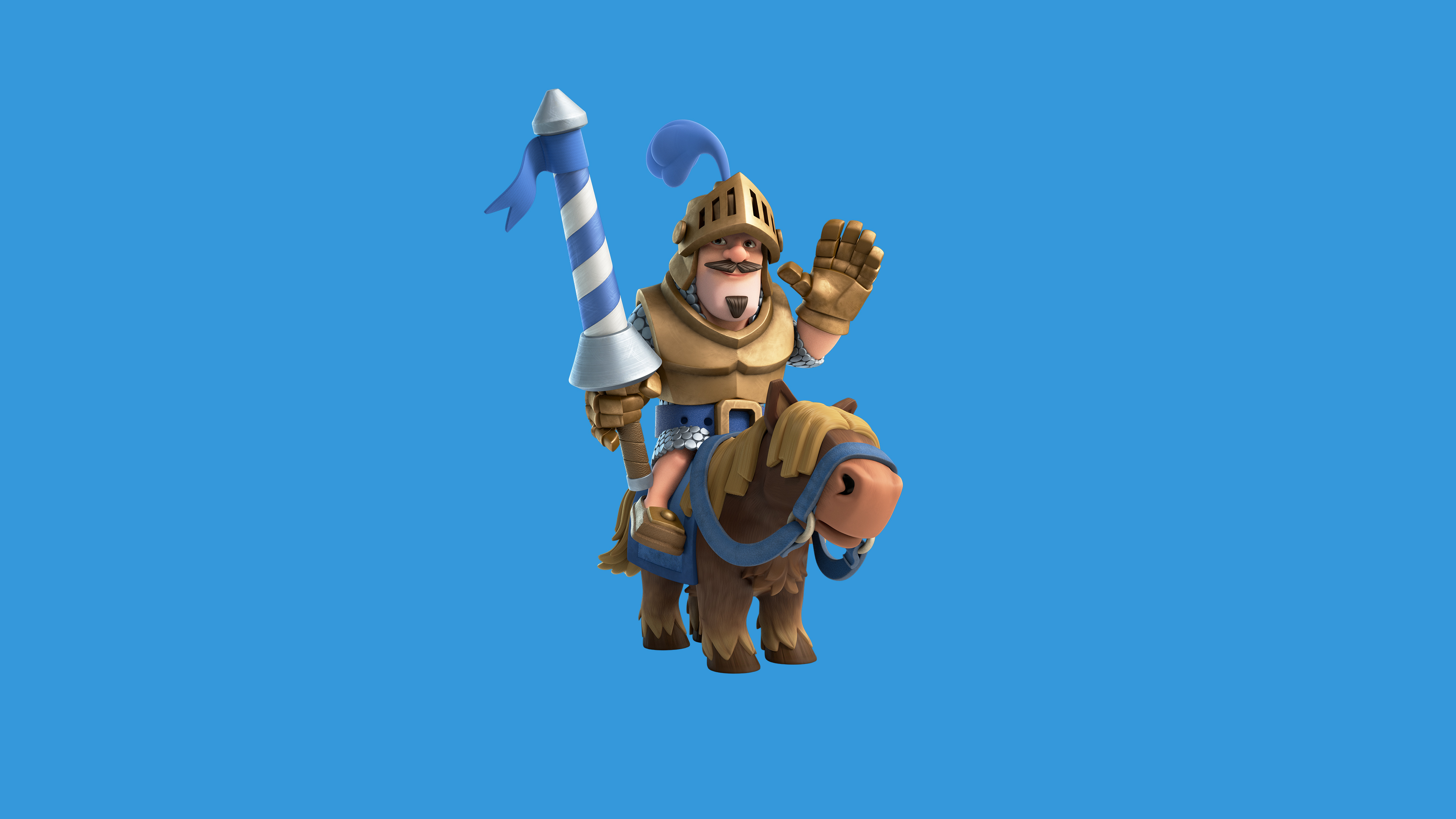 clash royale blue prince 2 1536009001 - Clash Royale Blue Prince 2 - supercell wallpapers, games wallpapers, clash royale wallpapers, 2016 games wallpapers