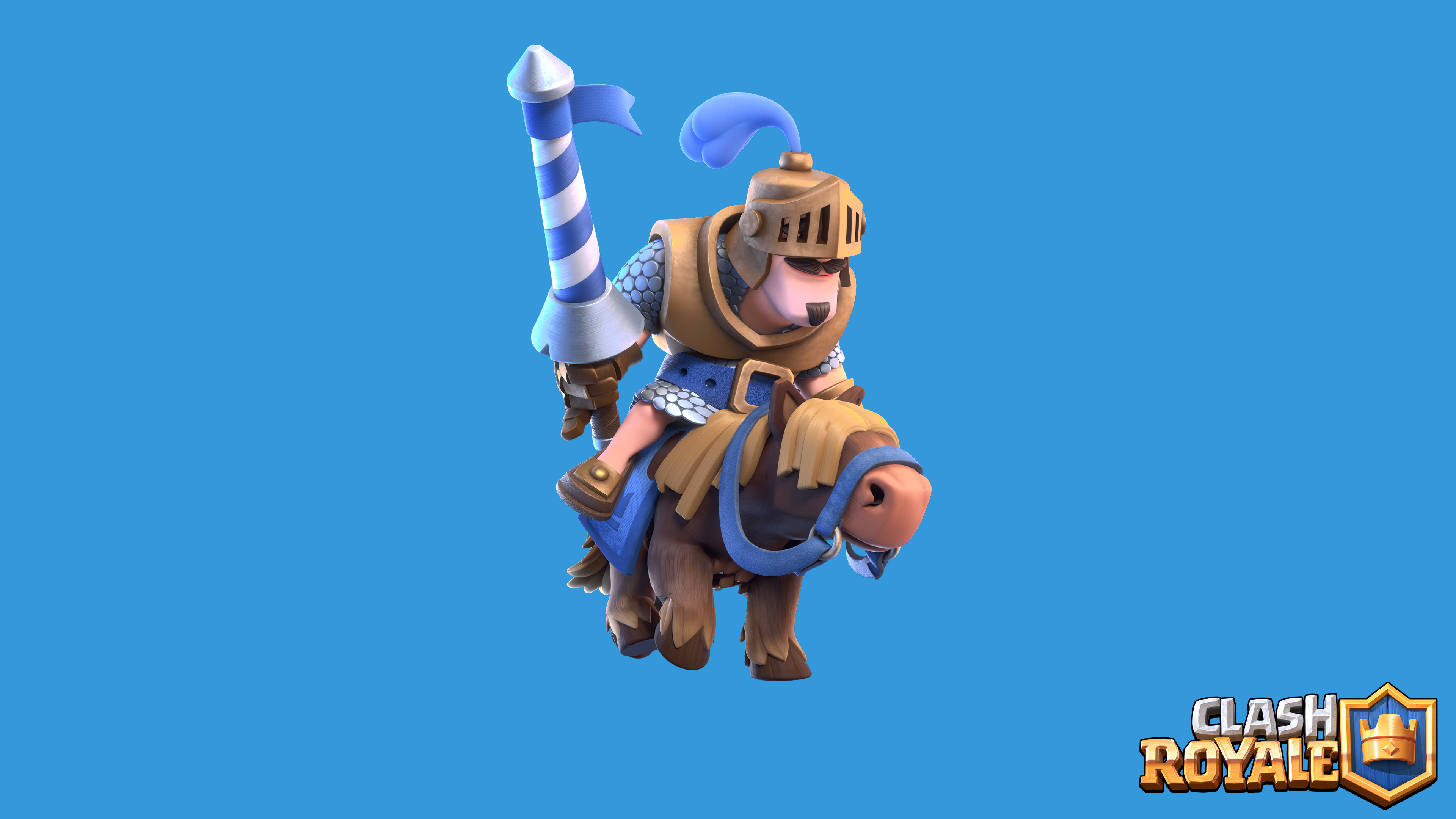 clash royale blue prince 3 1536008999 - Clash Royale Blue Prince 3 - supercell wallpapers, games wallpapers, clash royale wallpapers, 2016 games wallpapers