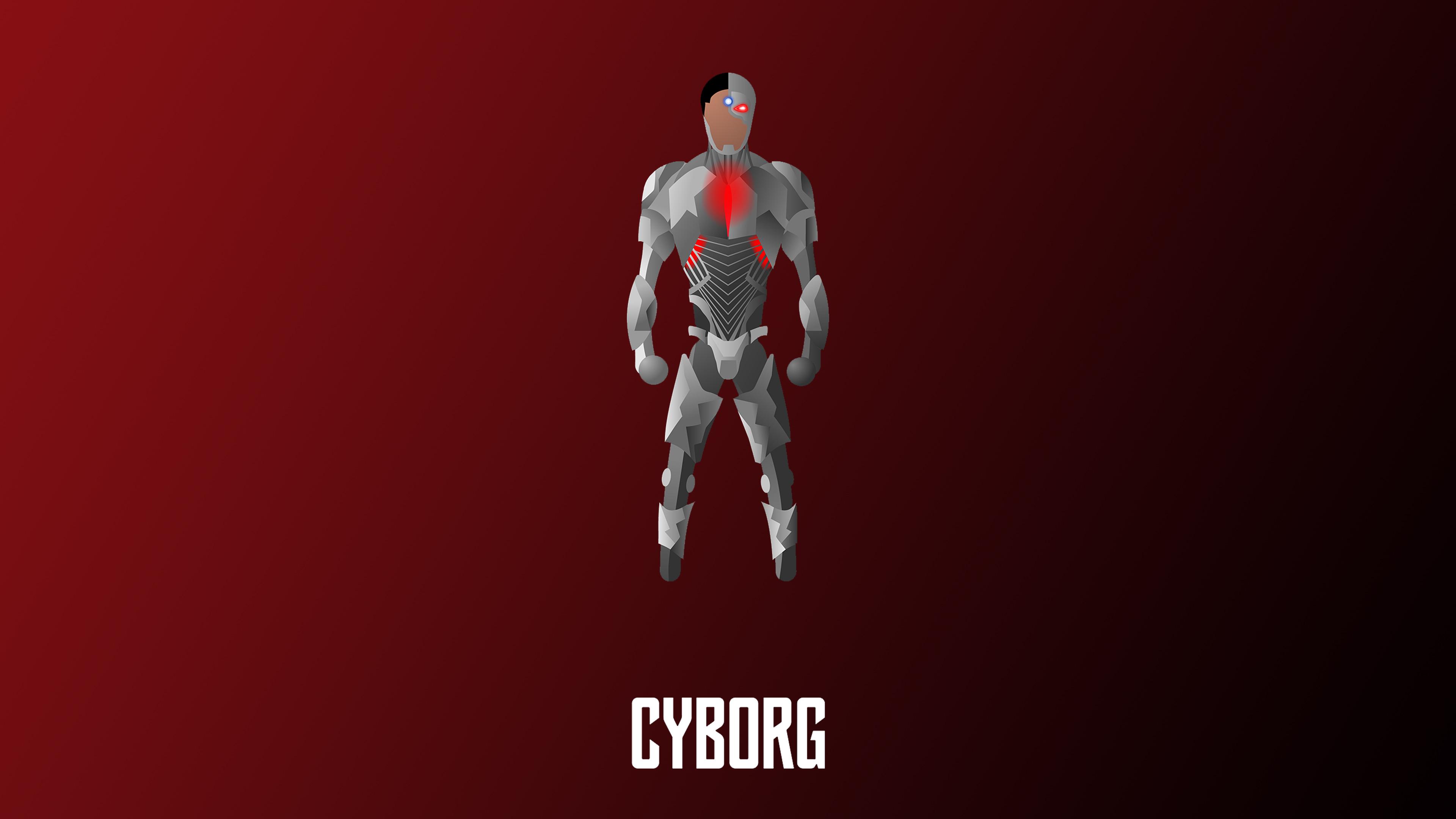 cyborg illustration 4k 1536523723 - Cyborg Illustration 4k - superheroes wallpapers, minimalist wallpapers, minimalism wallpapers, illustration wallpapers, hd-wallpapers, digital art wallpapers, cyborg wallpapers, behance wallpapers, 4k-wallpapers
