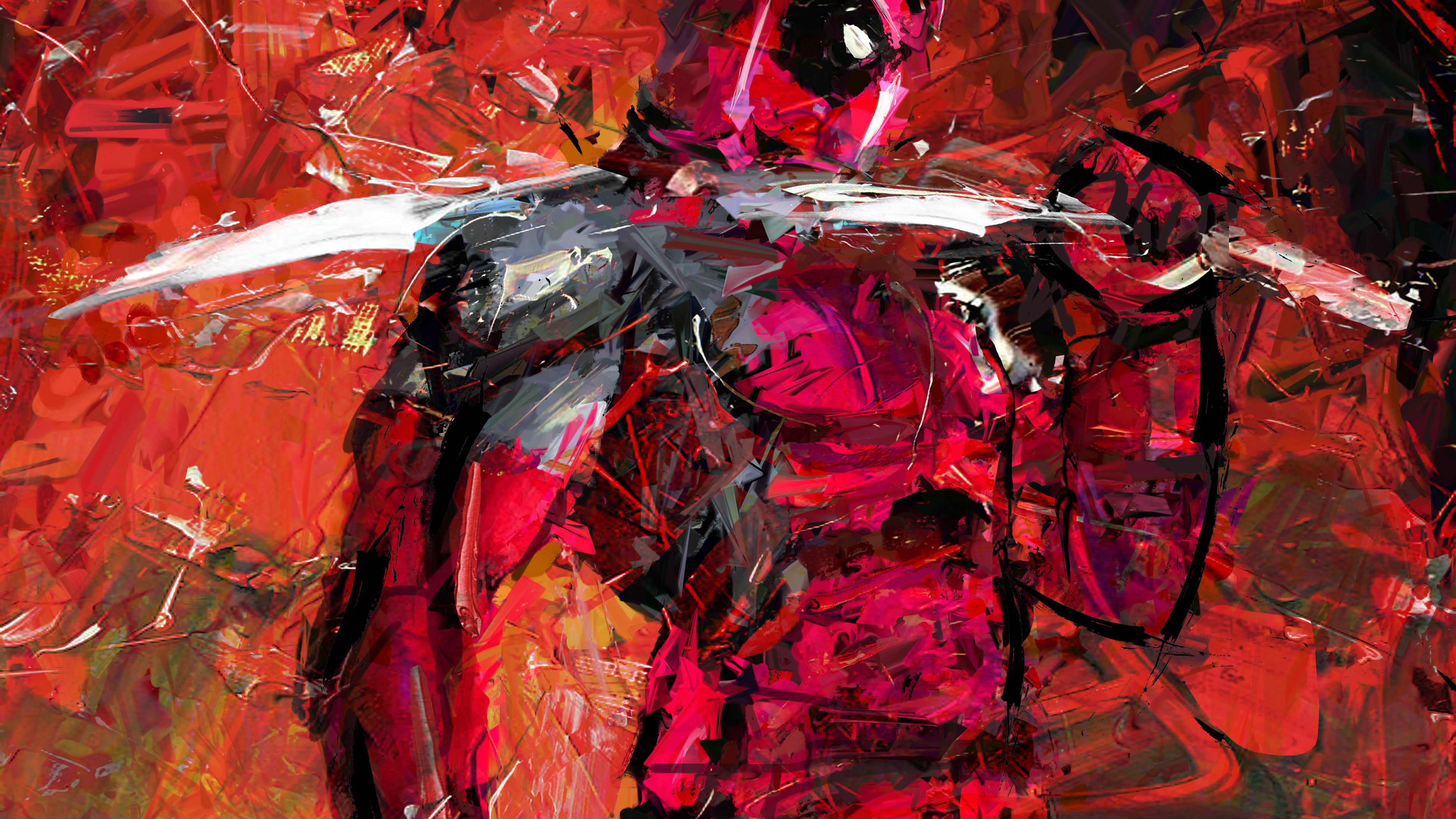 deadpool 10k 1536523577 - Deadpool 10k - superheroes wallpapers, portrait wallpapers, digital art wallpapers, deadpool wallpapers, artwork wallpapers, art wallpapers, 10k wallpapers