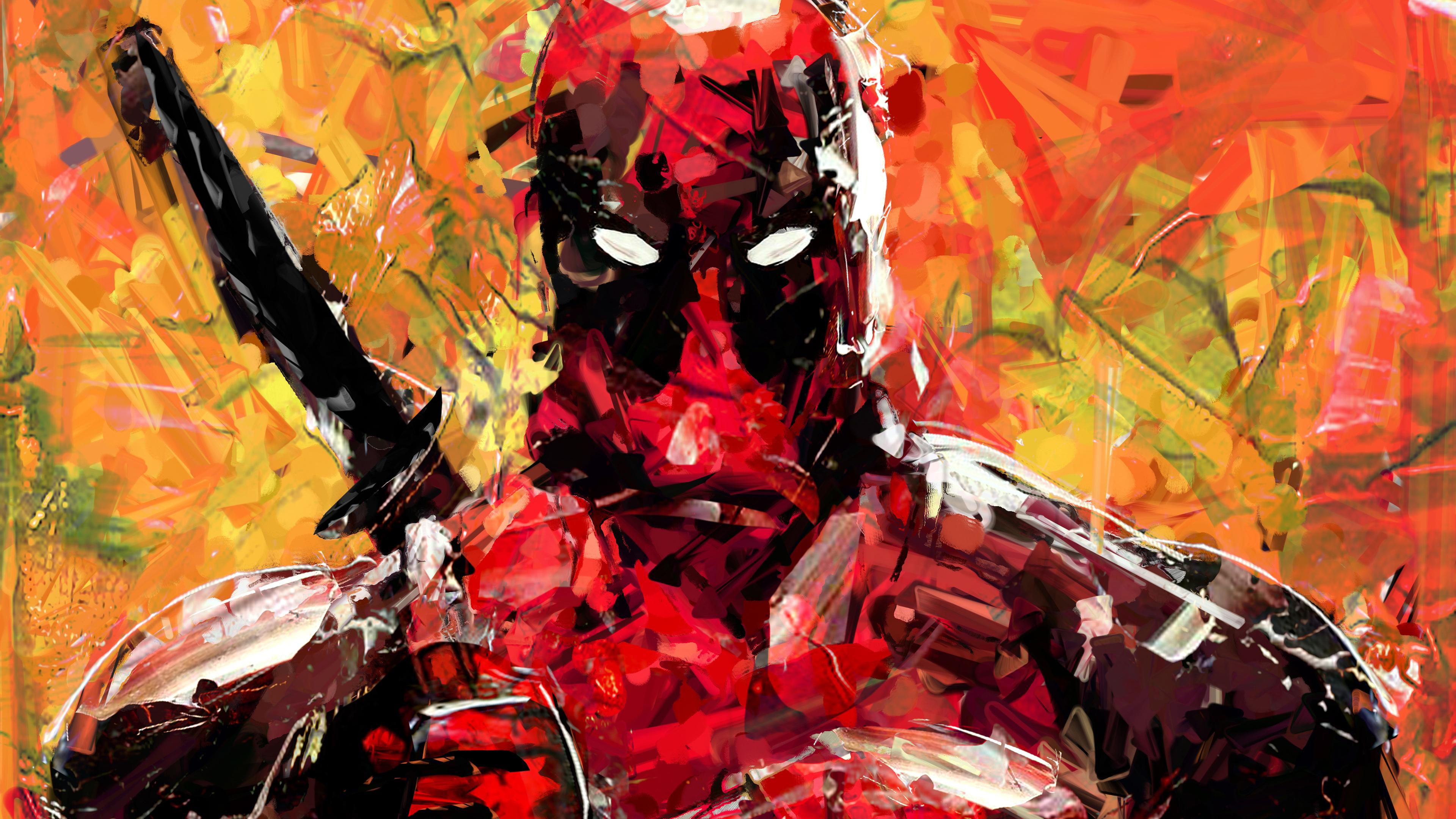 deadpool 8k art 1536523694 - Deadpool 8k Art - superheroes wallpapers, hd-wallpapers, digital art wallpapers, deadpool wallpapers, deadpool 2 wallpapers, artwork wallpapers, 8k wallpapers, 5k wallpapers, 4k-wallpapers